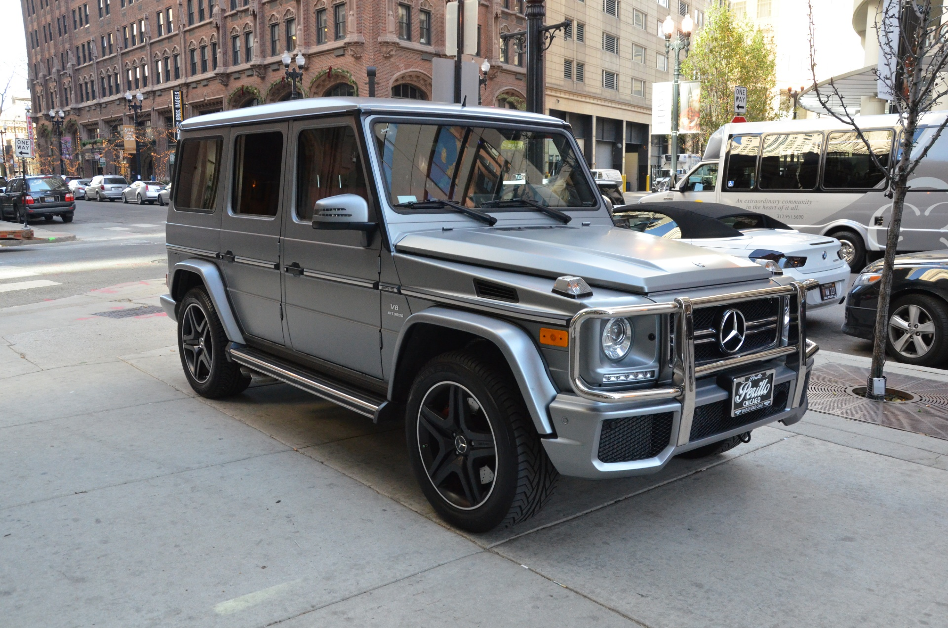 2014 mercedes benz g class g63 amg stock 19812 for sale