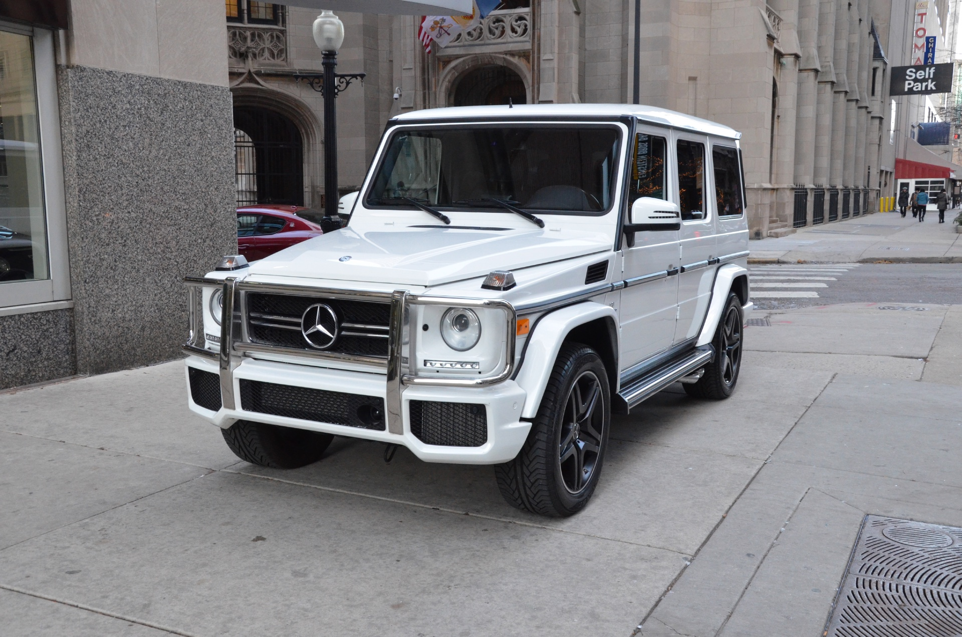 2014 mercedes benz g class g63 amg stock gc1561 for sale for Mercedes benz chicago dealers