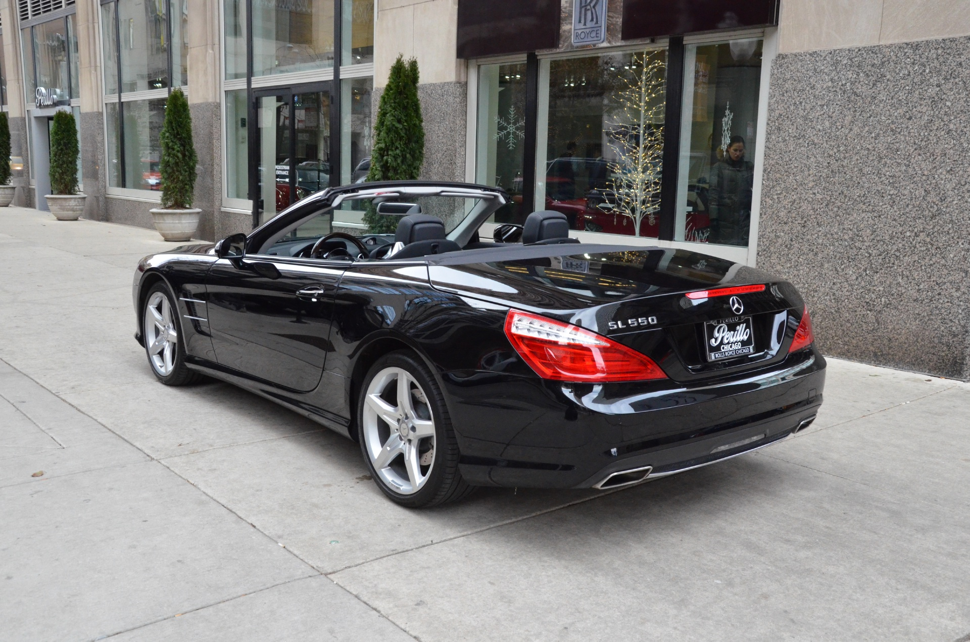 Nice Used 2014 Mercedes Benz SL Class SL550 | Chicago, IL