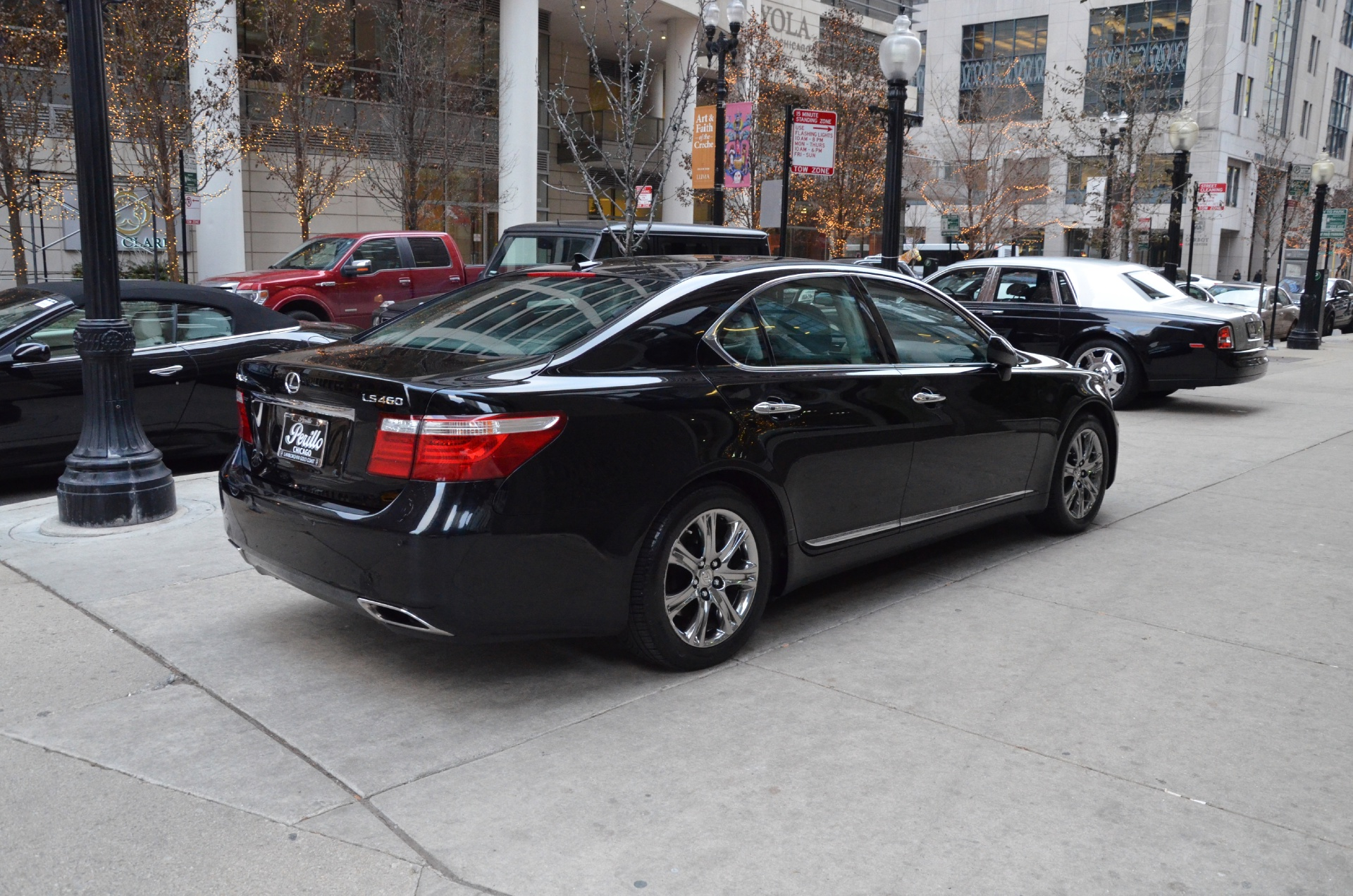 2008 lexus ls 460 stock m263a for sale near chicago il. Black Bedroom Furniture Sets. Home Design Ideas
