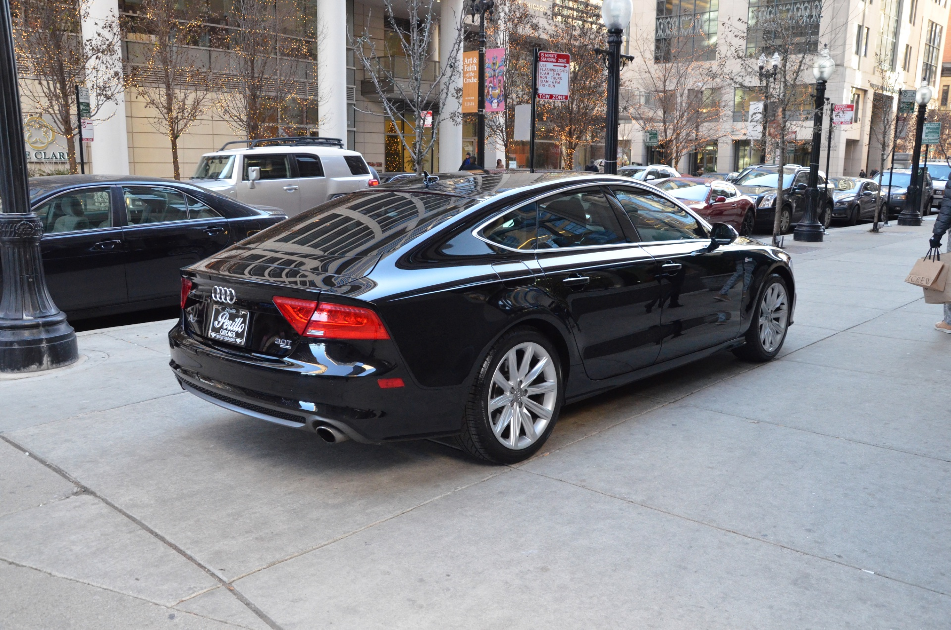 2012 audi a7 3 0t quattro prestige stock gc1574 for sale near chicago il il audi dealer. Black Bedroom Furniture Sets. Home Design Ideas