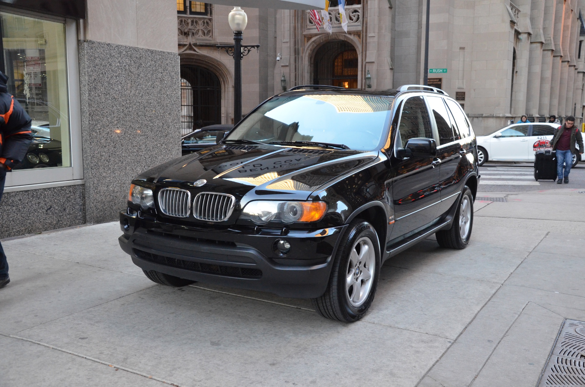 2001 bmw x5 stock 16855 for sale near chicago il. Black Bedroom Furniture Sets. Home Design Ideas