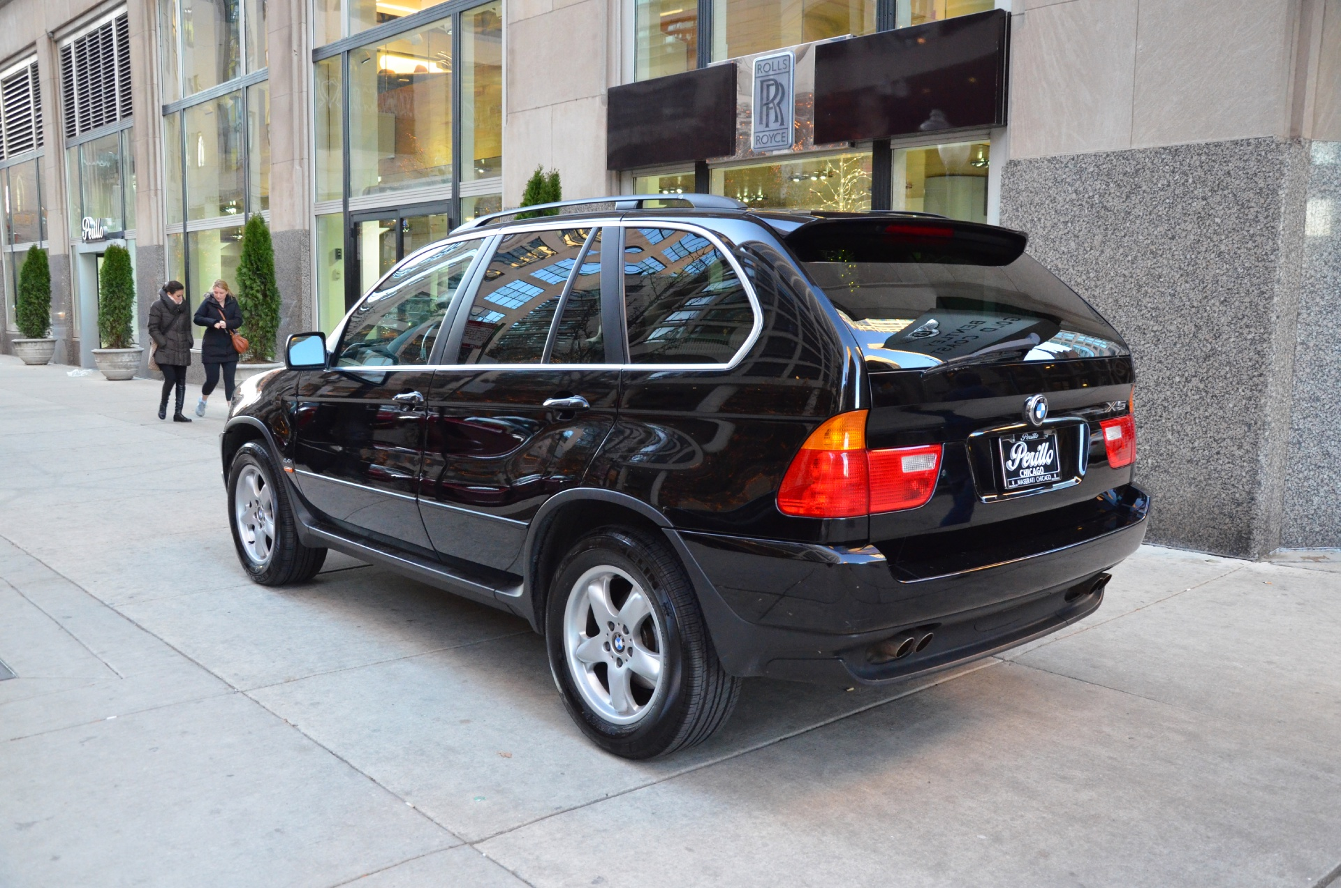 2001 bmw x5 stock 16855 for sale near chicago il il bmw dealer. Black Bedroom Furniture Sets. Home Design Ideas