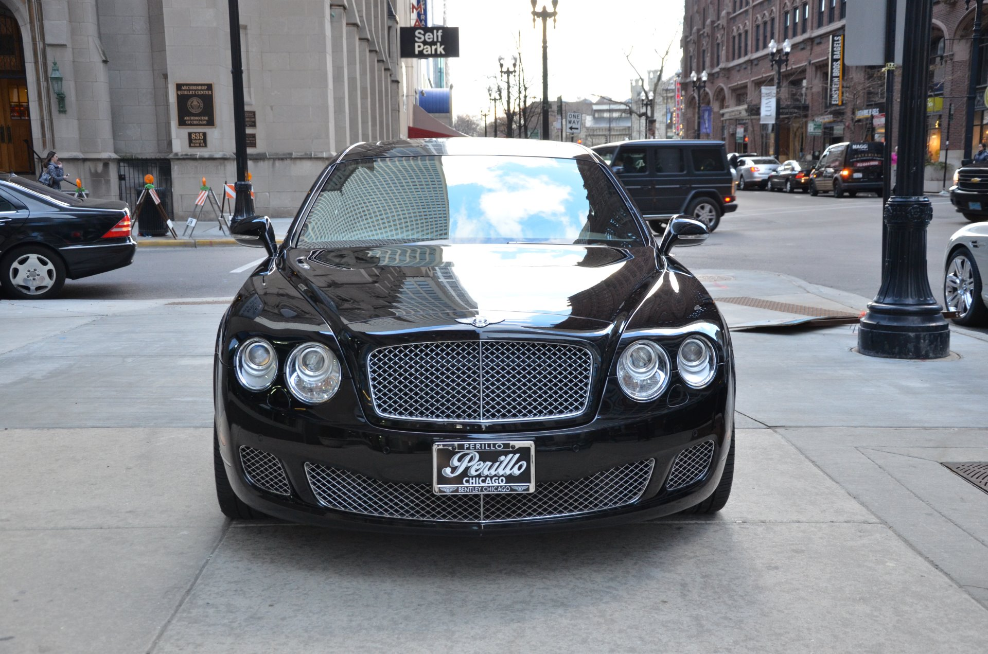 2012 bentley continental flying spur stock gc1849a for sale near chicago il il bentley dealer. Black Bedroom Furniture Sets. Home Design Ideas