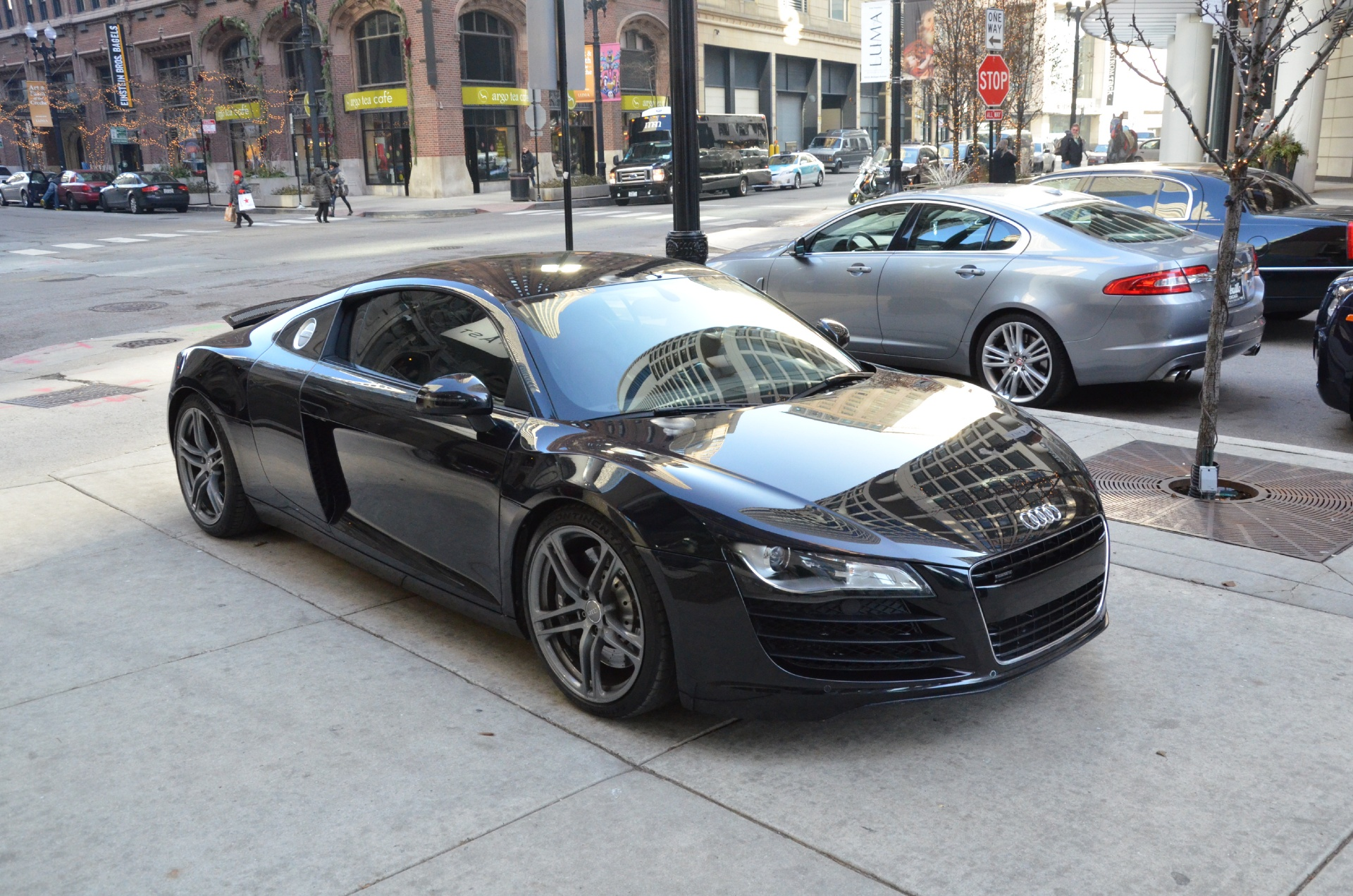 2010 audi r8 4 2 quattro stock gc1536a for sale near. Black Bedroom Furniture Sets. Home Design Ideas