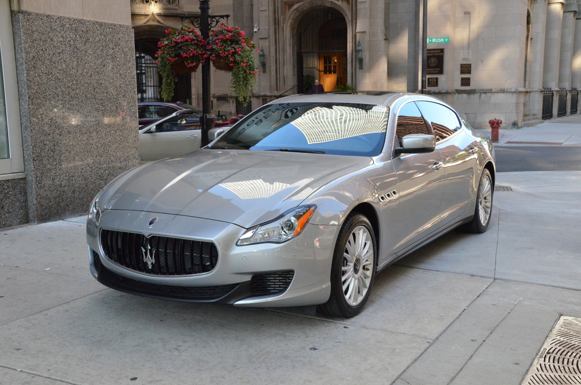 2014 Maserati Quattroporte GTS Sport GT S Stock # B604A ...