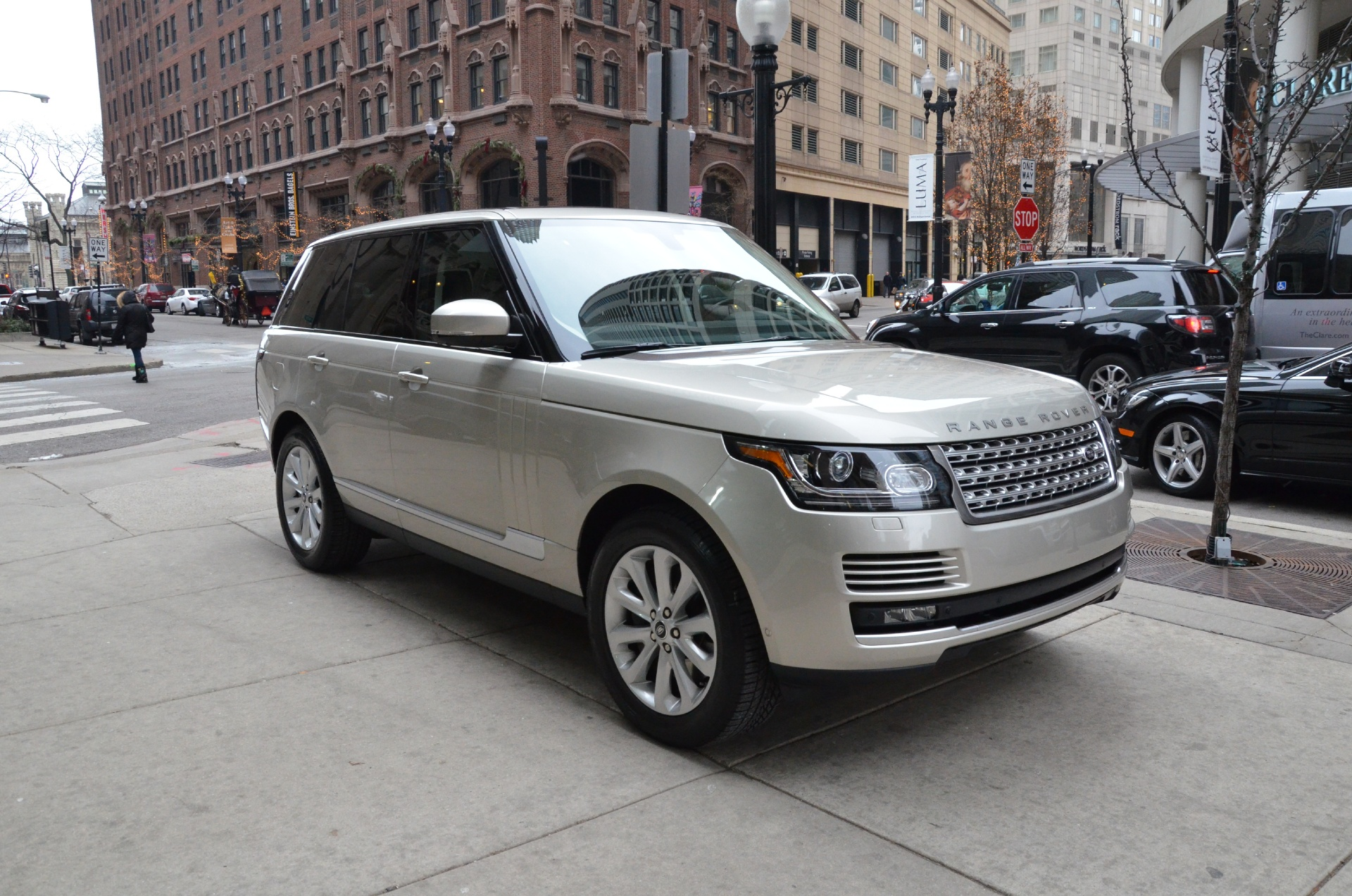 2013 Land Rover Range Rover Hse Stock 07704 For Sale