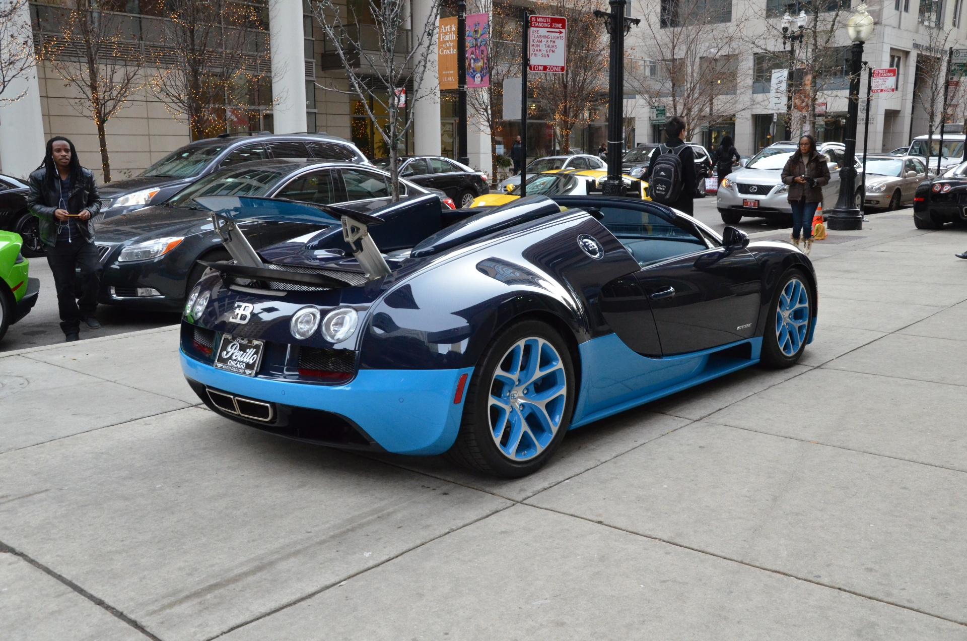 2014 Bugatti Veyron Vitesse Stock # GC1549 for sale near Chicago ...
