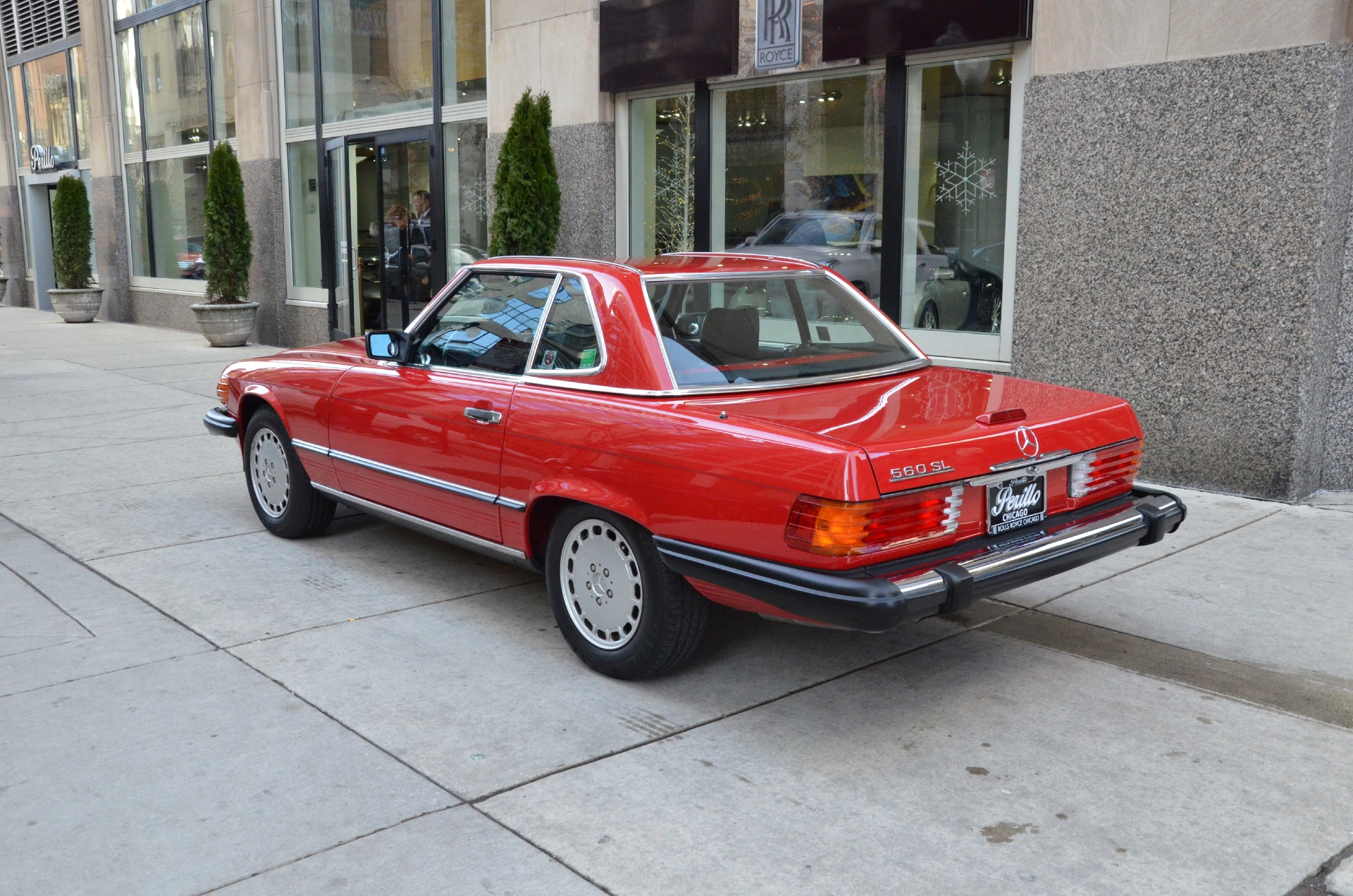 1989 Mercedes Benz 560sl Stock 97632 For Sale Near