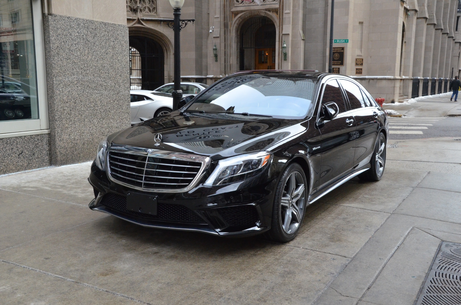2015 mercedes benz s class s63 amg stock 01287 for sale near chicago il il mercedes benz dealer. Black Bedroom Furniture Sets. Home Design Ideas