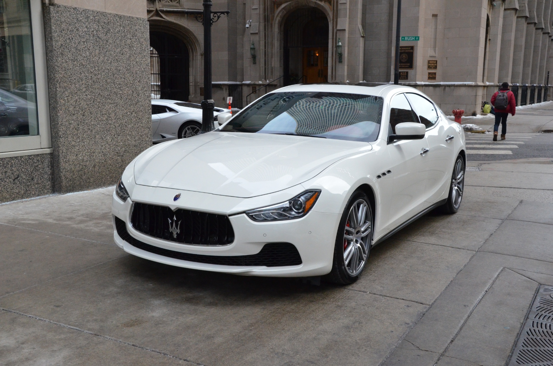 Maserati Q4 Price >> 2015 Maserati Ghibli SQ4 S Q4 Stock # M410-S for sale near Chicago, IL | IL Maserati Dealer