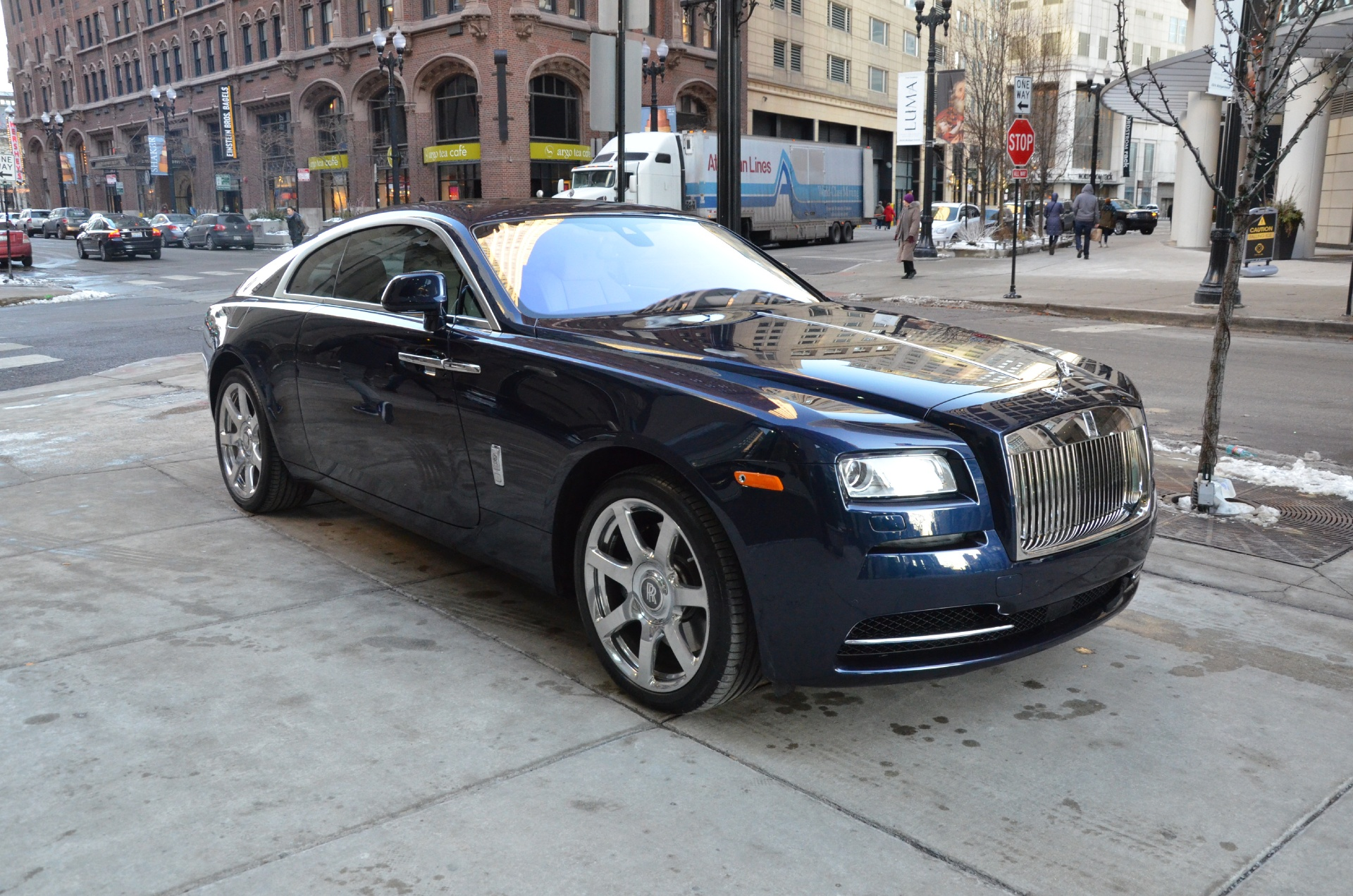 2014 rolls royce wraith stock gc roland105 for sale near. Black Bedroom Furniture Sets. Home Design Ideas