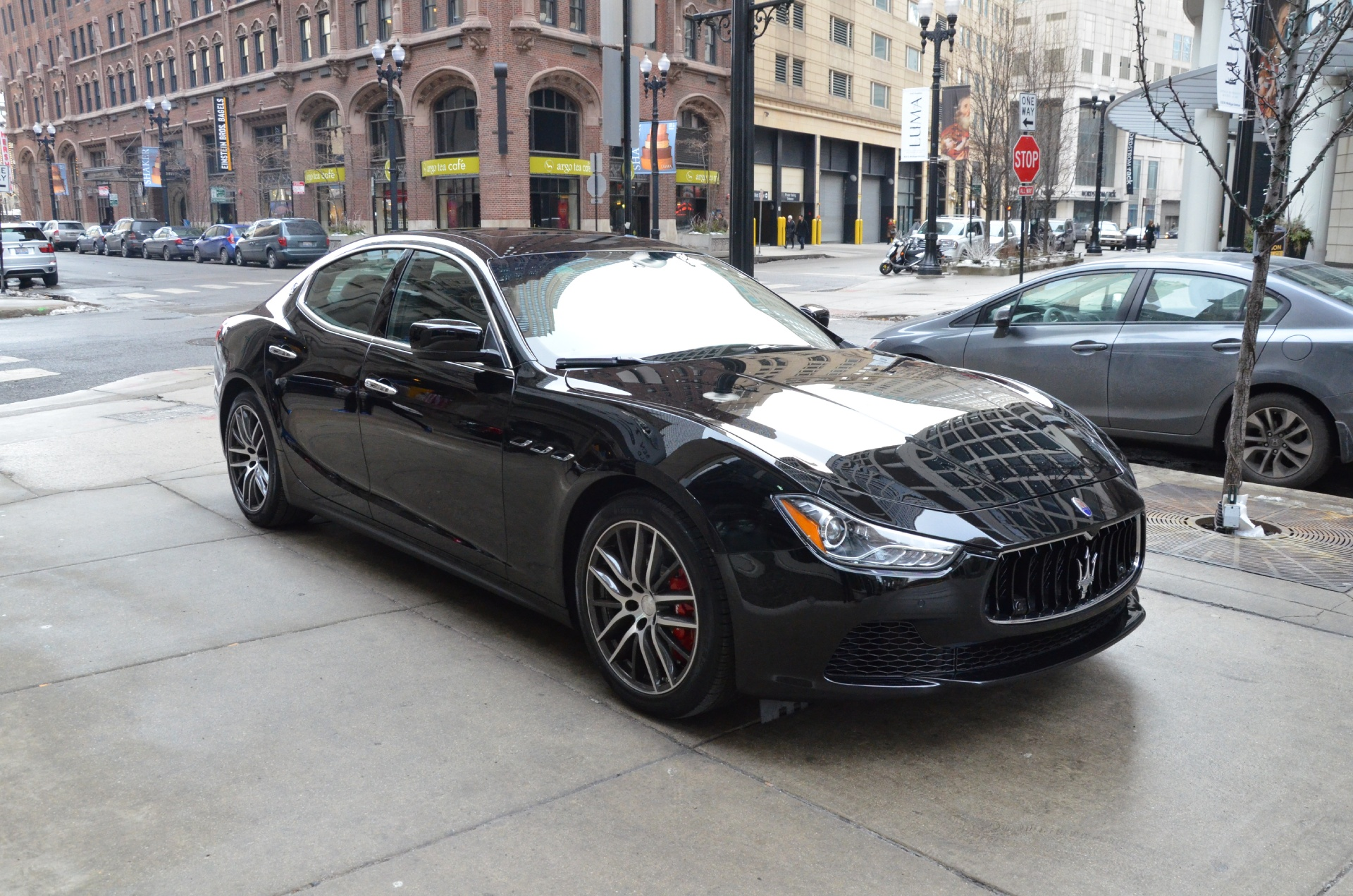 2015 maserati ghibli sq4 s q4 stock m413 for sale near. Black Bedroom Furniture Sets. Home Design Ideas