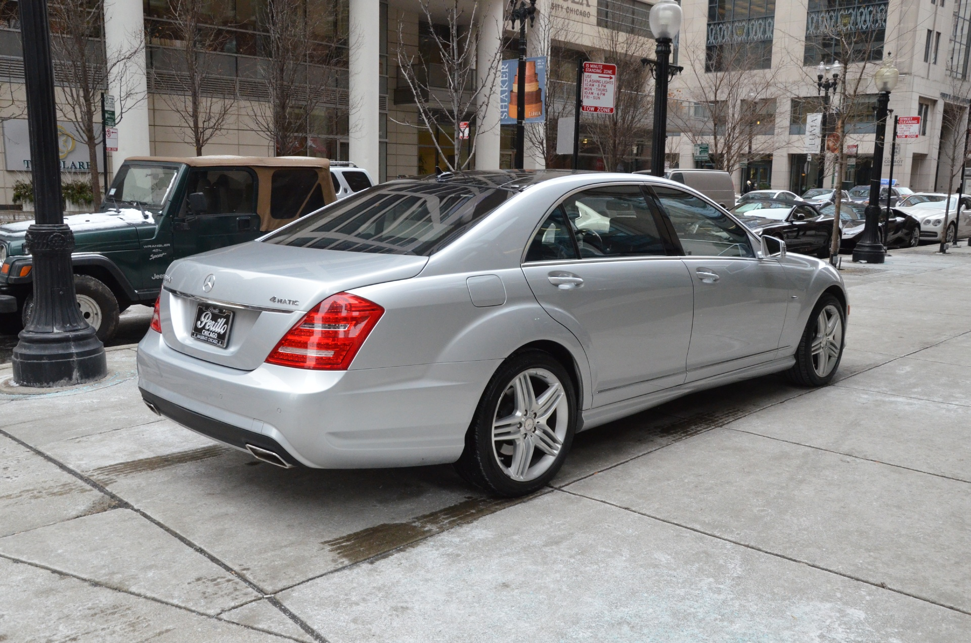 2012 mercedes benz s class s550 4matic stock m392a for for Chicagoland mercedes benz dealers