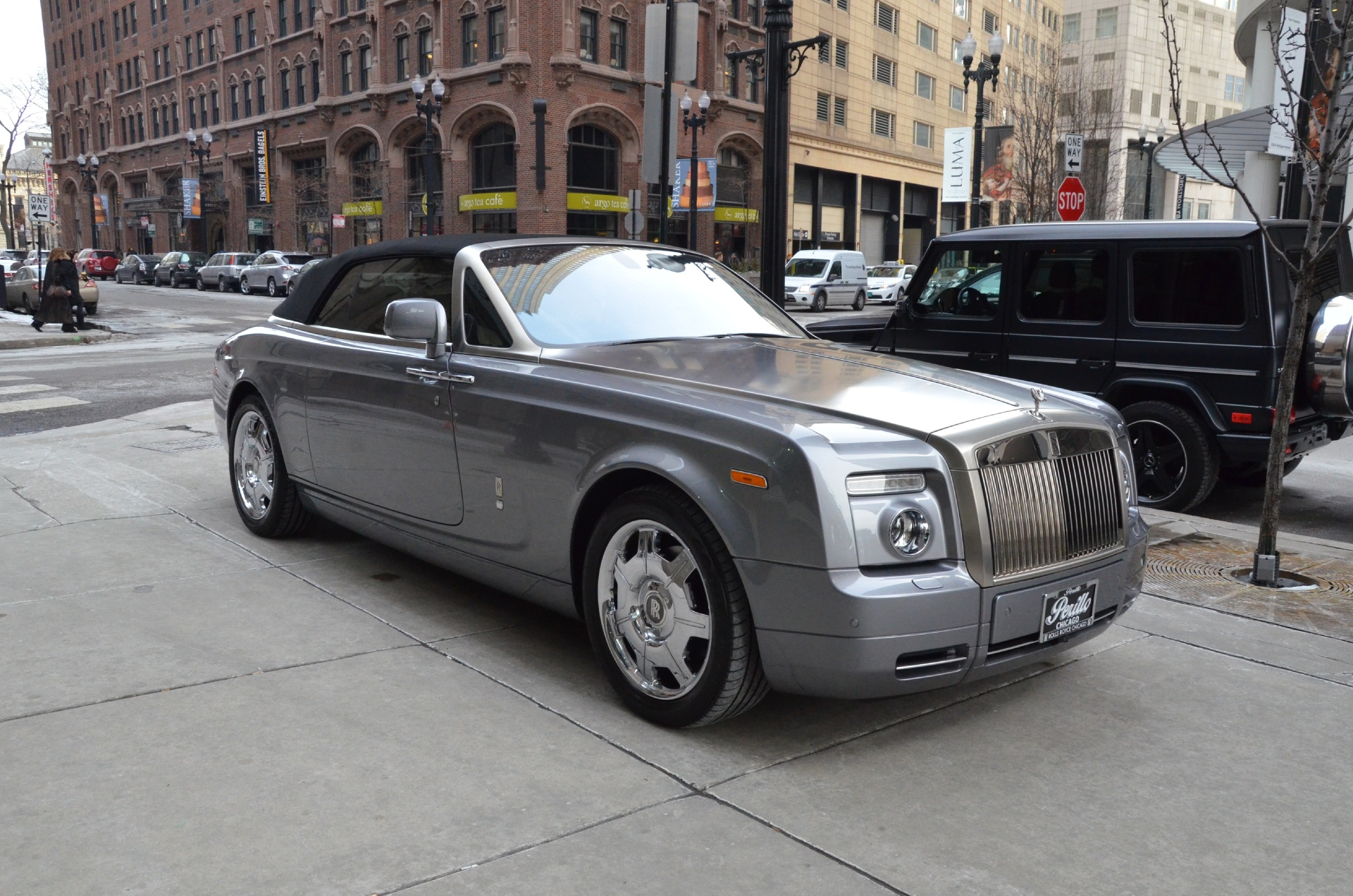 2010 rolls royce phantom drophead coupe stock gc1610 for sale near chicago il il rolls. Black Bedroom Furniture Sets. Home Design Ideas