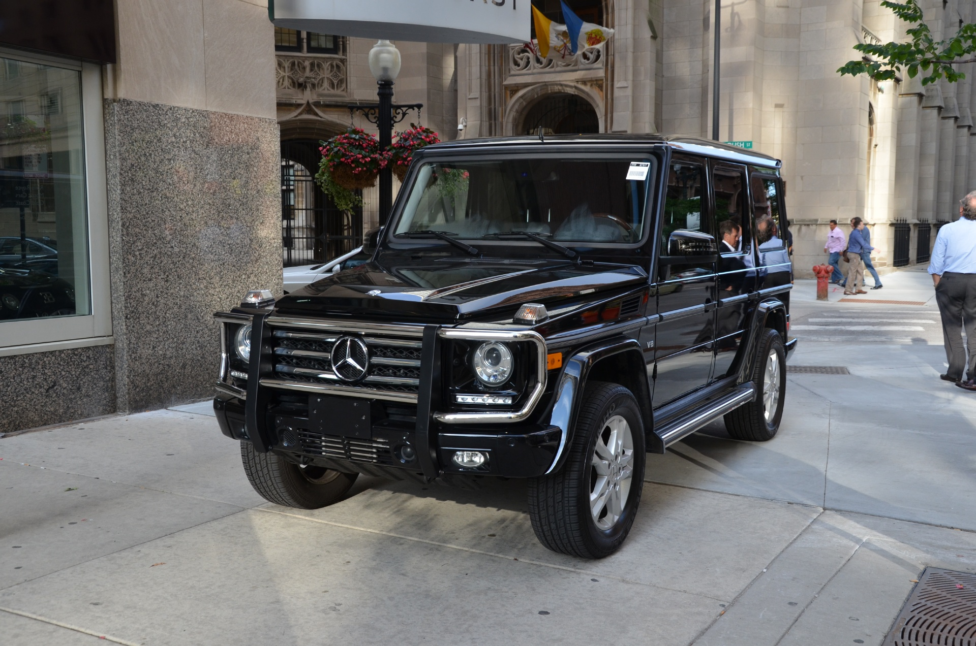 2014 mercedes benz g class g550 stock gc1617 for sale for Chicagoland mercedes benz dealers