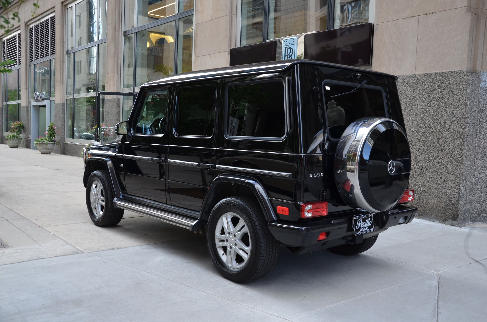 2014 mercedes benz g class g550 stock gc1617 for sale for Mercedes benz dealers in chicago