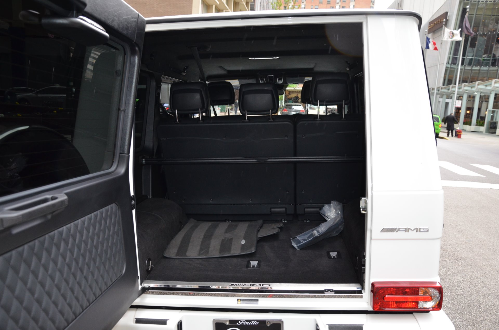 used 2015 mercedes benz g class g63 amg chicago il