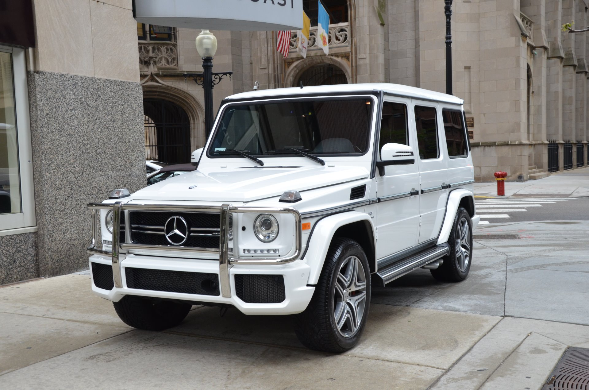 2015 mercedes benz g class g63 amg stock b875a for sale for Mercedes benz parts chicago