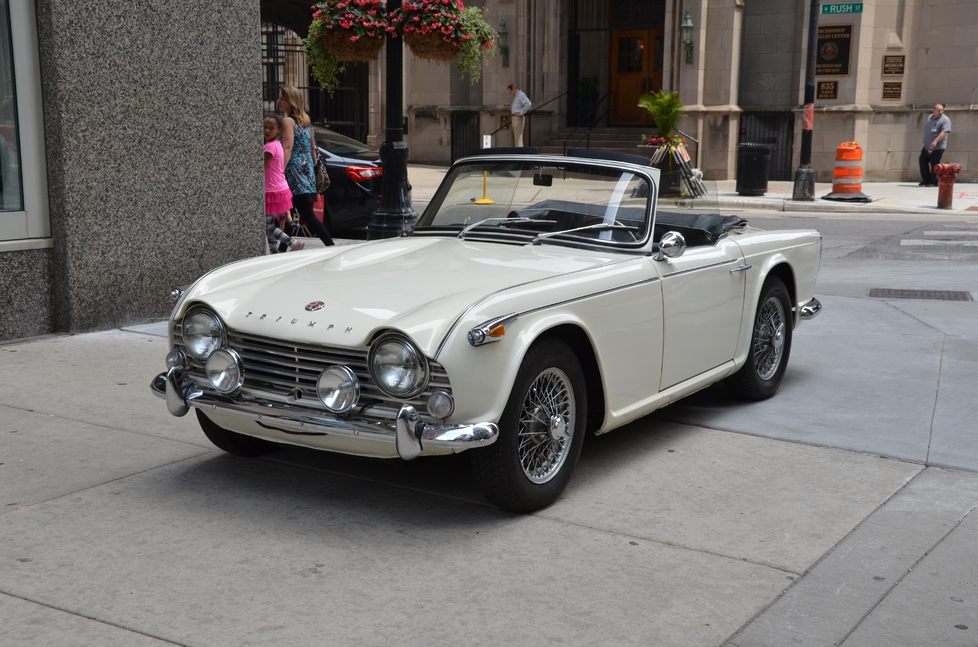 1966 Triumph Tr4a Irs Stock 458gt For Sale Near Chicago