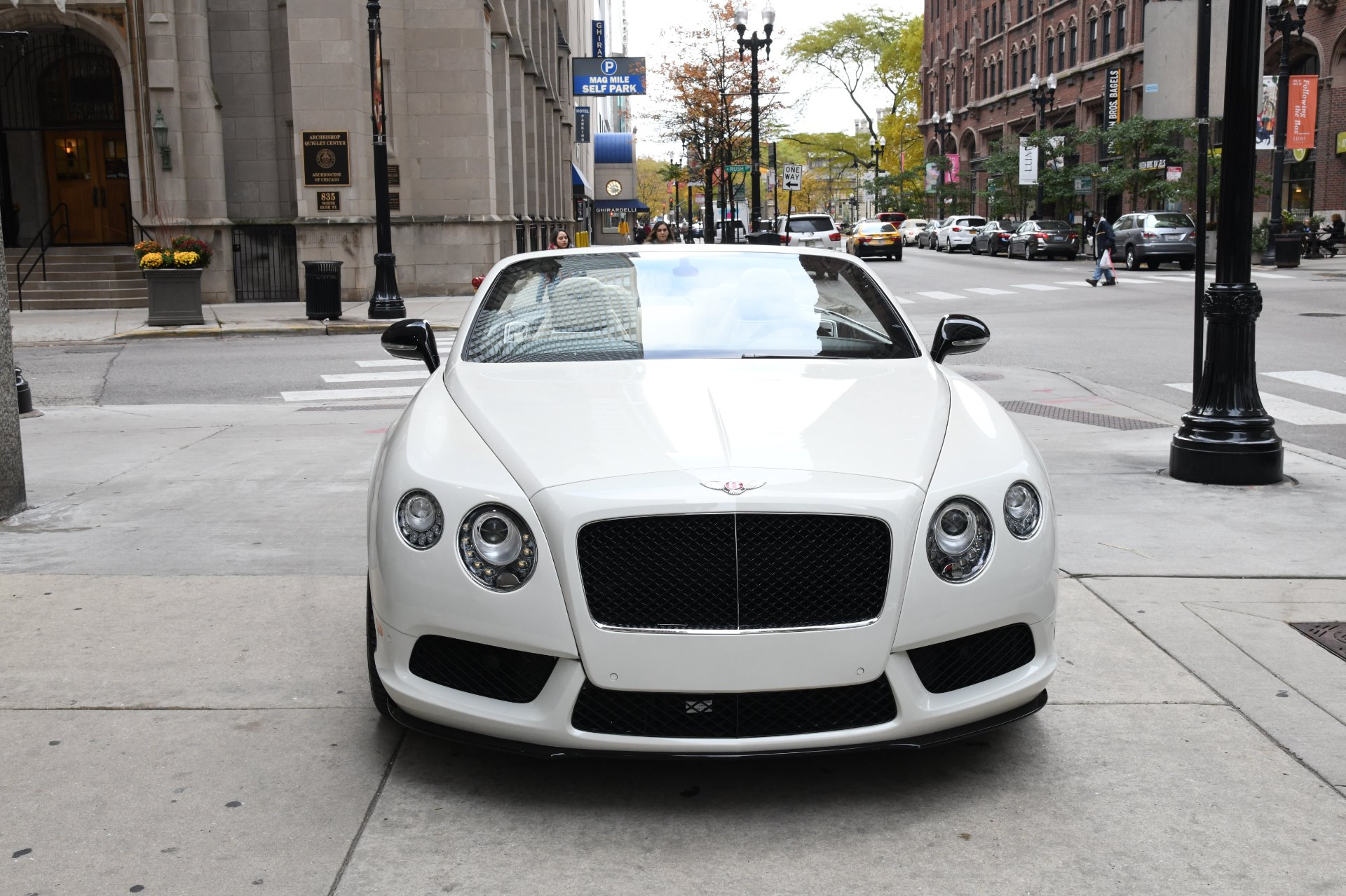 Used 2015 Bentley Continental GTC V8 S  | Chicago, IL