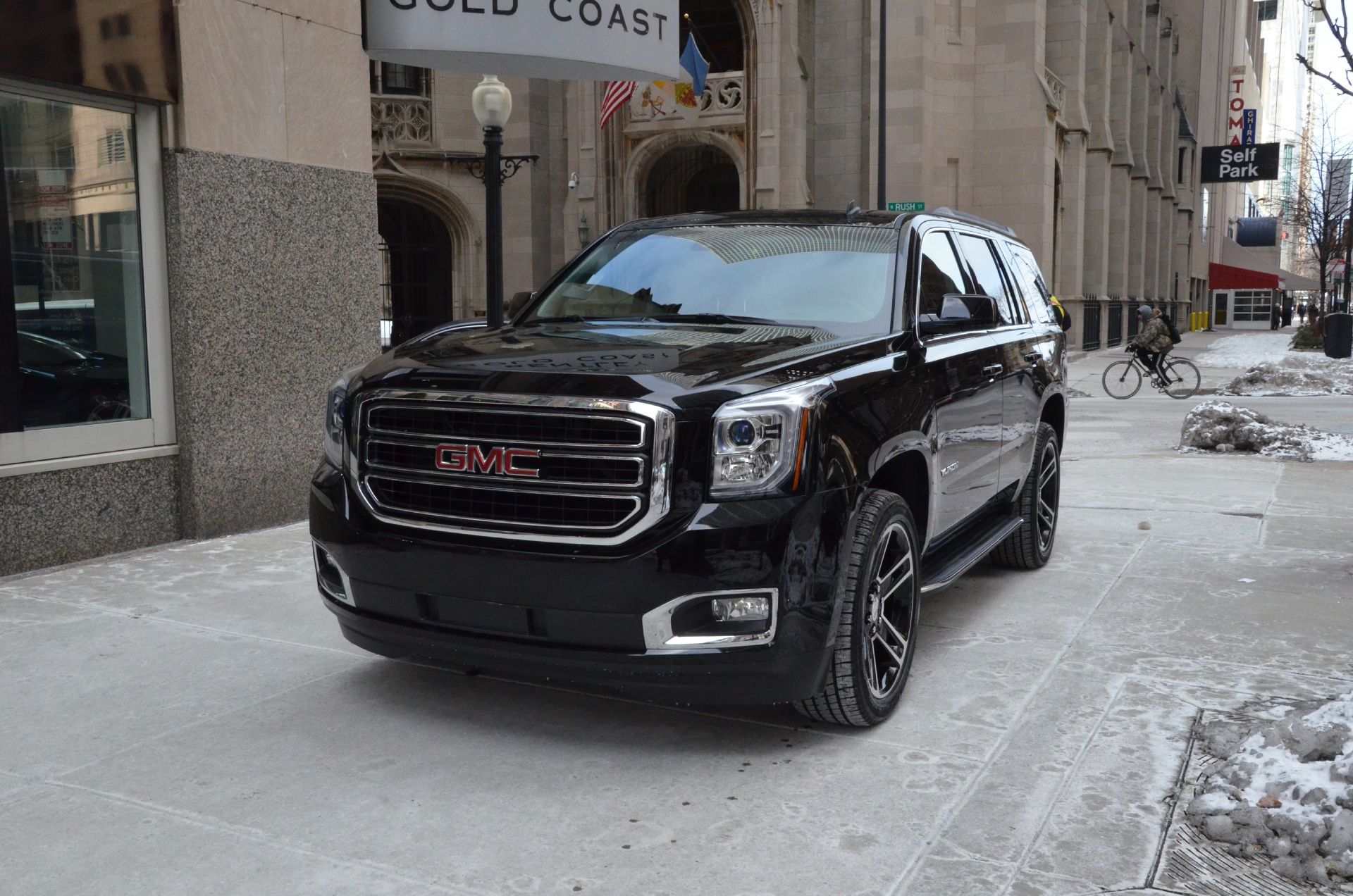 2015 Gmc Yukon Slt Stock Gc1540 For Sale Near Chicago