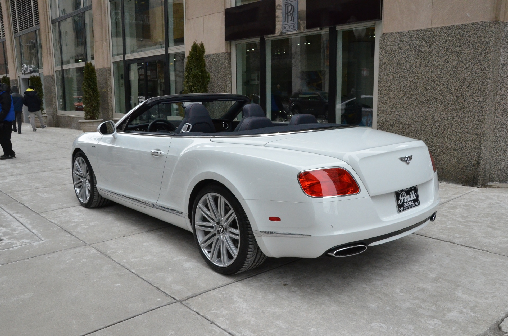2014 Bentley Continental Gtc Speed Stock Gc1532 For Sale