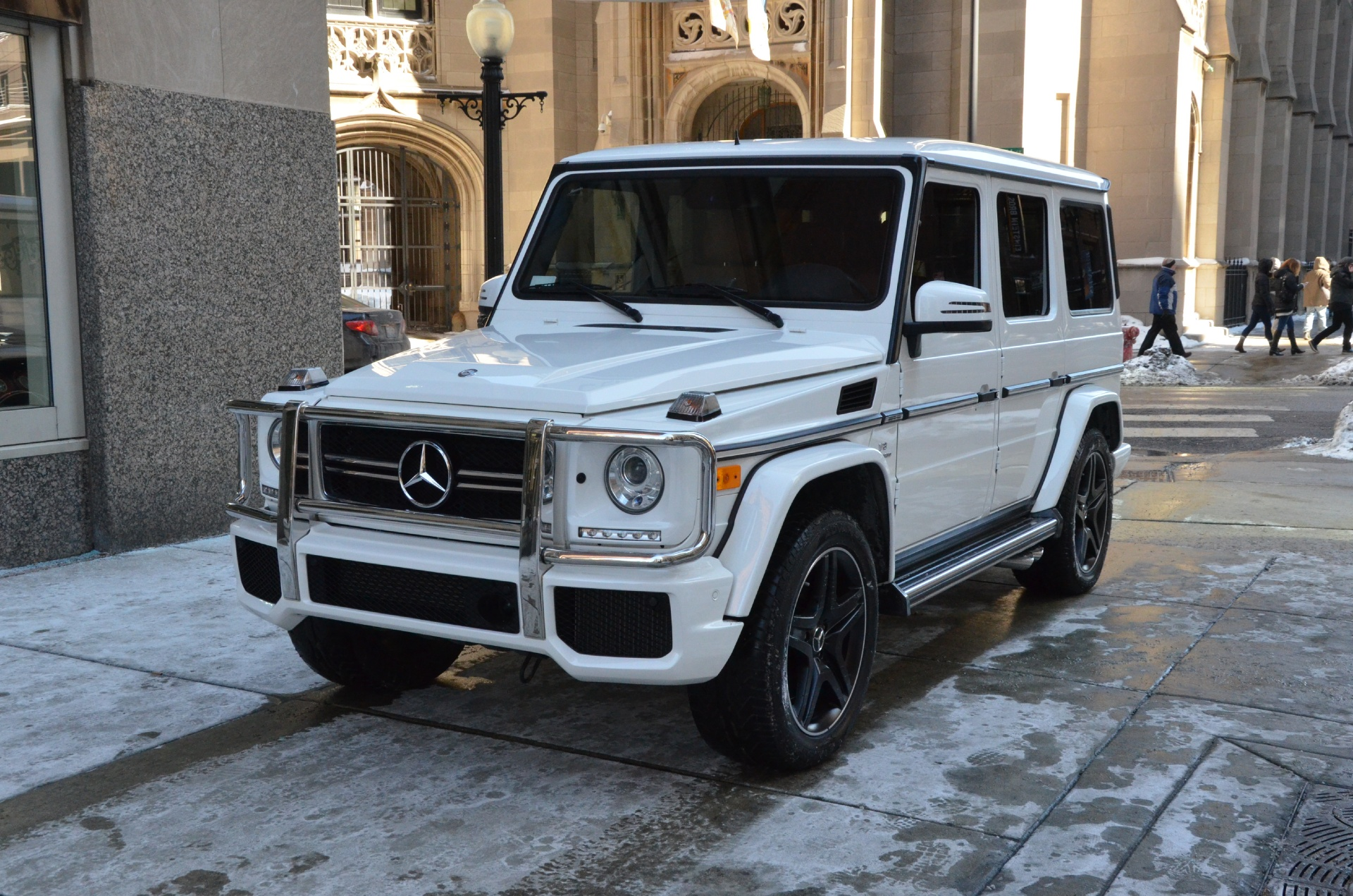 Used 2014 Mercedes Benz G Class G63 AMG | Chicago, IL