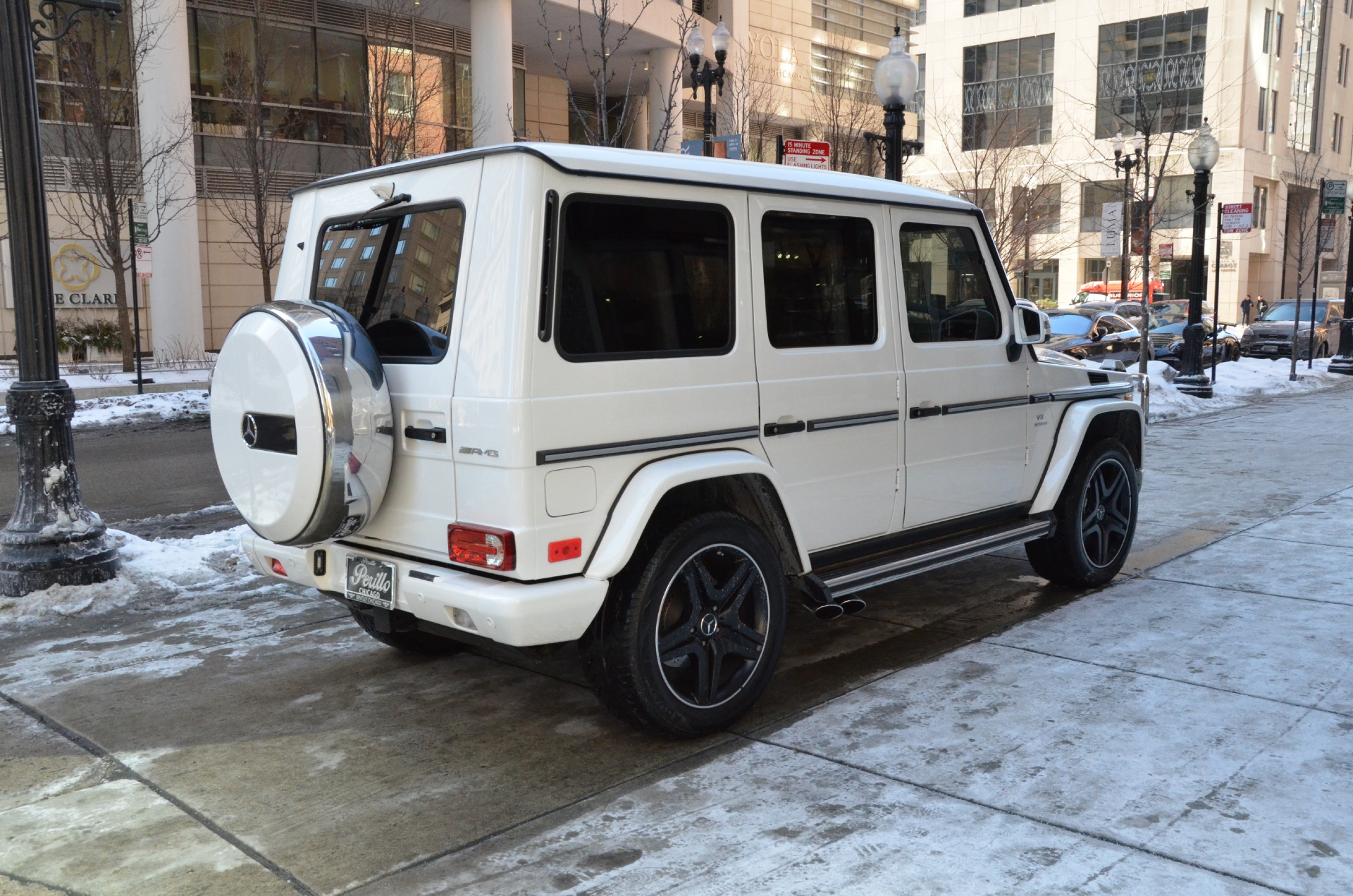 2014 Mercedes Benz G Class G63 Amg Stock B678a For Sale