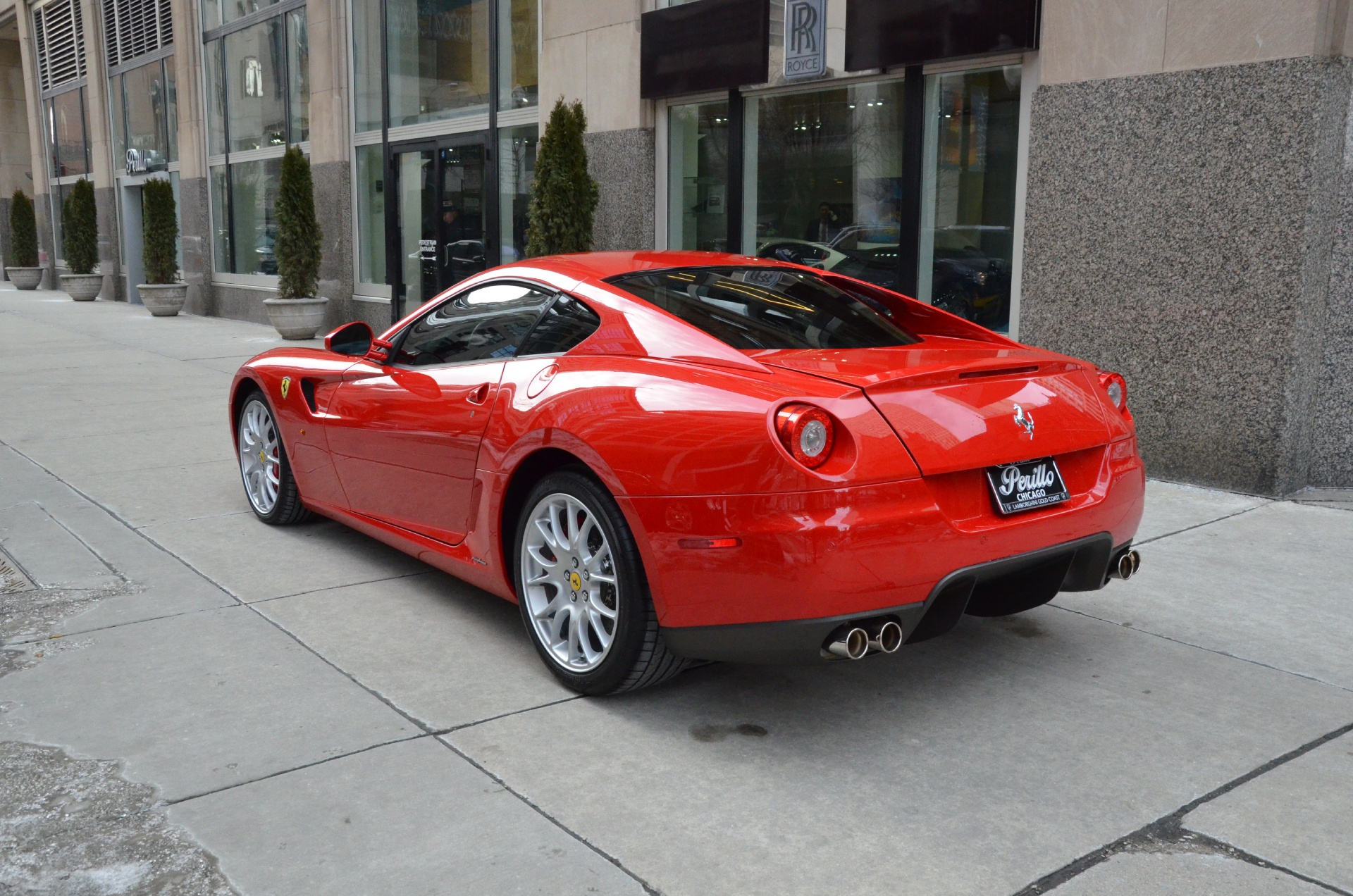 2009 ferrari 599 gtb fiorano stock l169a for sale near. Black Bedroom Furniture Sets. Home Design Ideas
