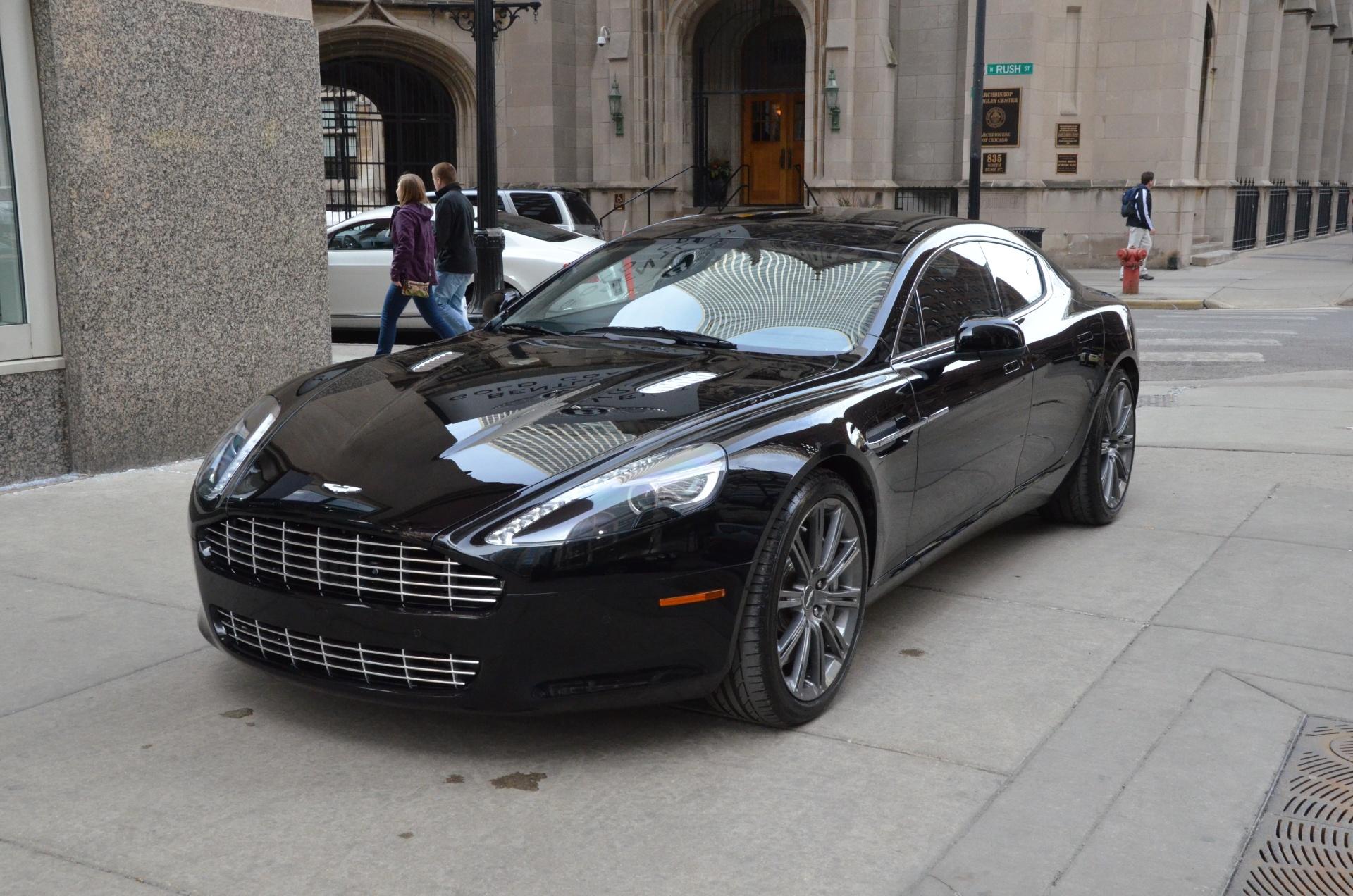 2011 Aston Martin Rapide Stock Gc1653 For Sale Near Chicago Il Il Aston Martin Dealer