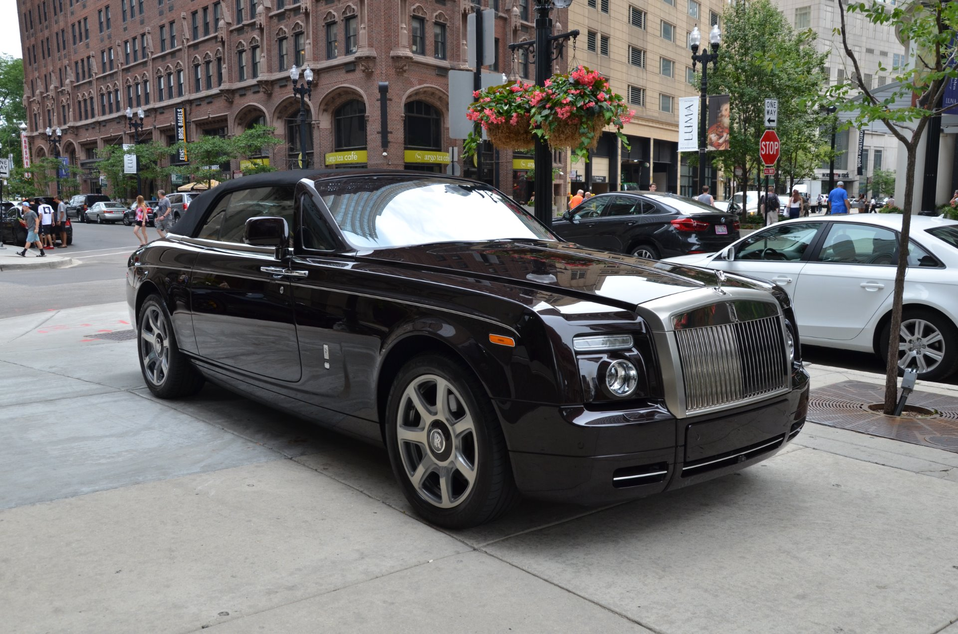 2012 Rolls Royce Phantom Drophead Coupe Stock B663a For