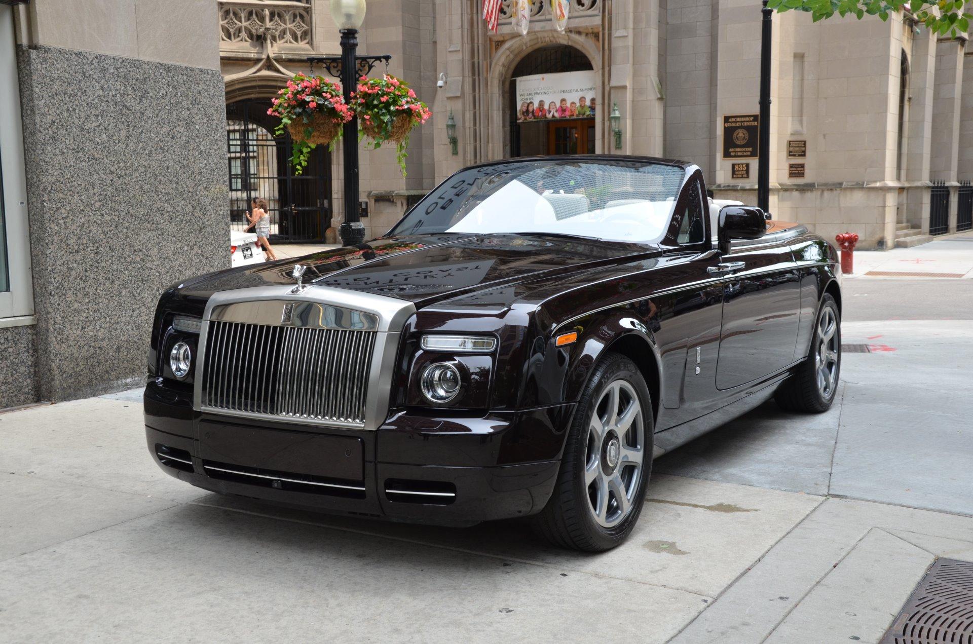 2012 Rolls-Royce Phantom Drophead Coupe Stock # B663A For