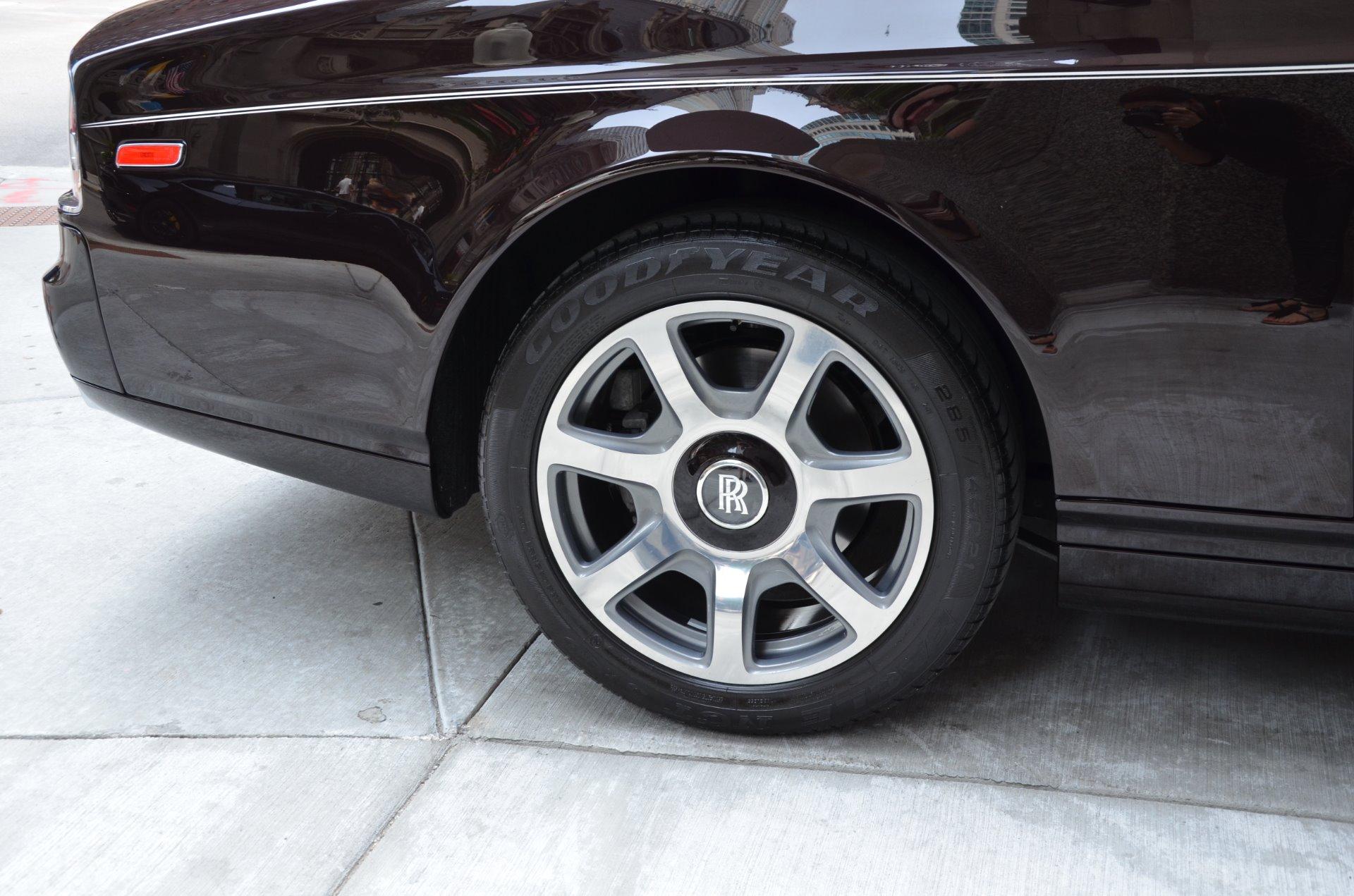 2012 Rolls Royce Phantom Drophead Coupe Stock B663a For