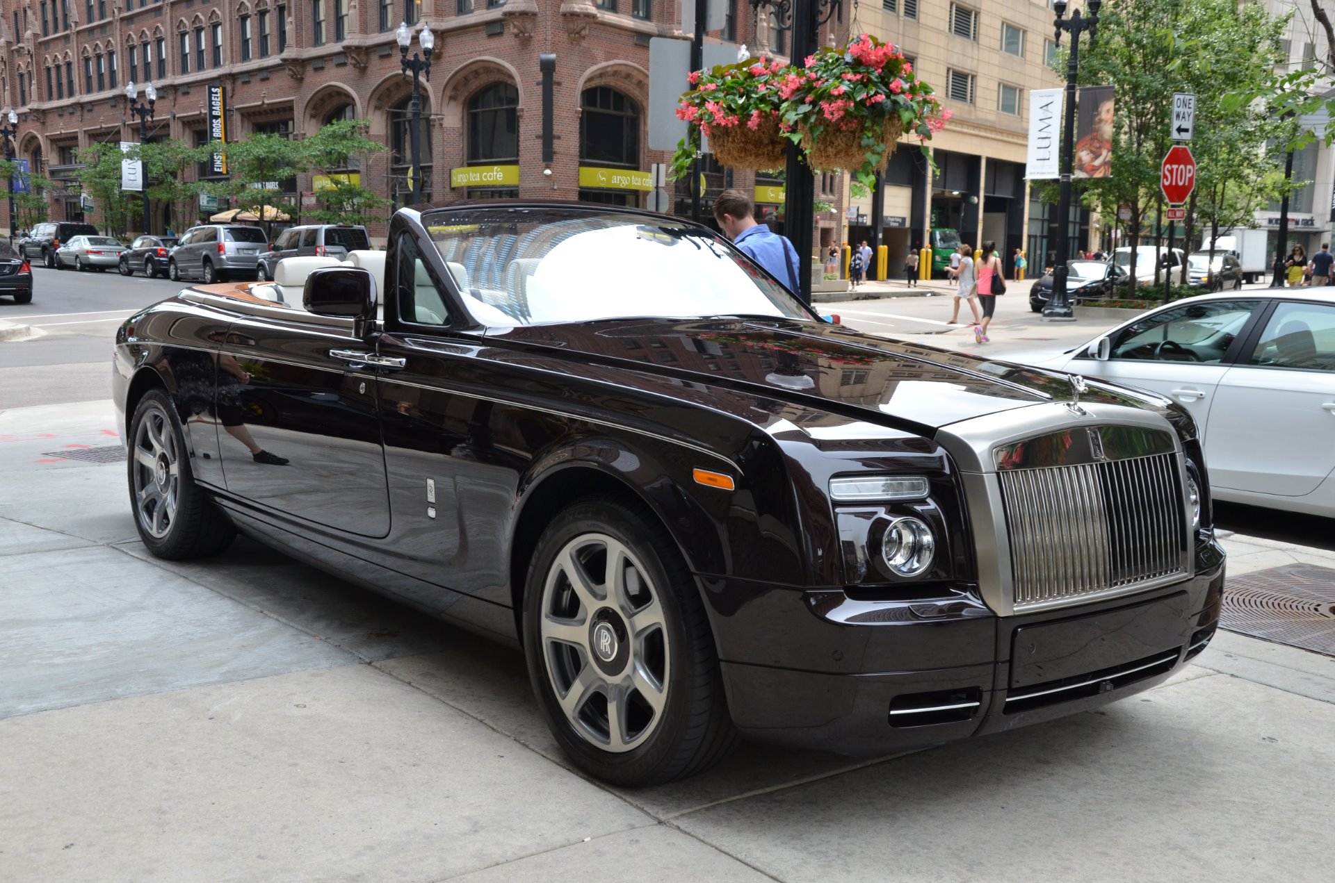 2012 rolls royce phantom drophead coupe stock b663a for sale near chicago il il rolls royce. Black Bedroom Furniture Sets. Home Design Ideas