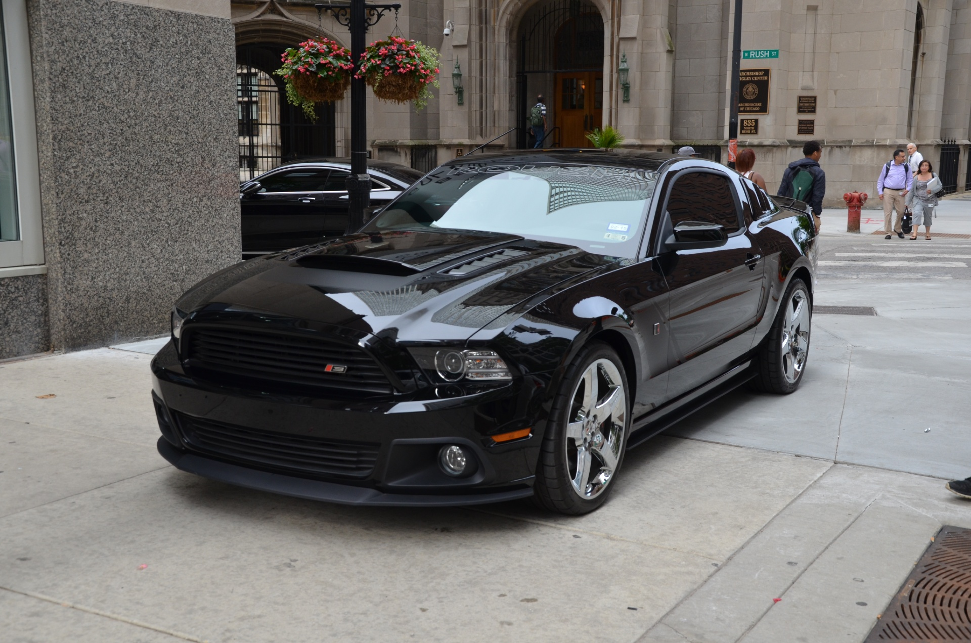 2014 ford mustang roush supercharged phase 3 alluminator gt stock