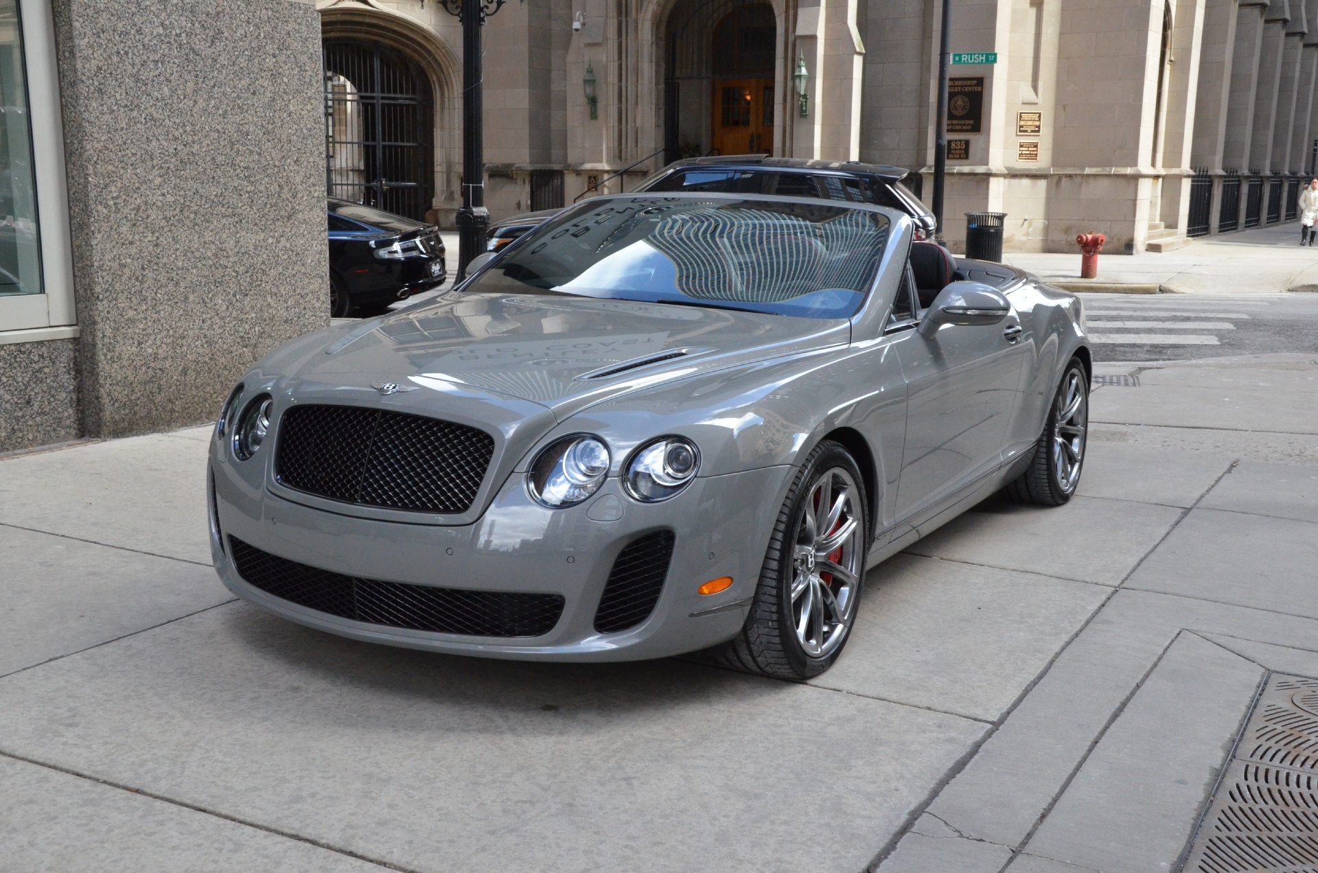 Used 2017 Bentley Continental Supersports Convertible Isr Chicago Il