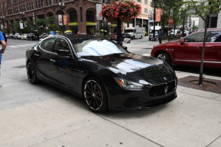 Used 2015 Maserati Ghibli SQ4 S Q4 | Chicago, IL