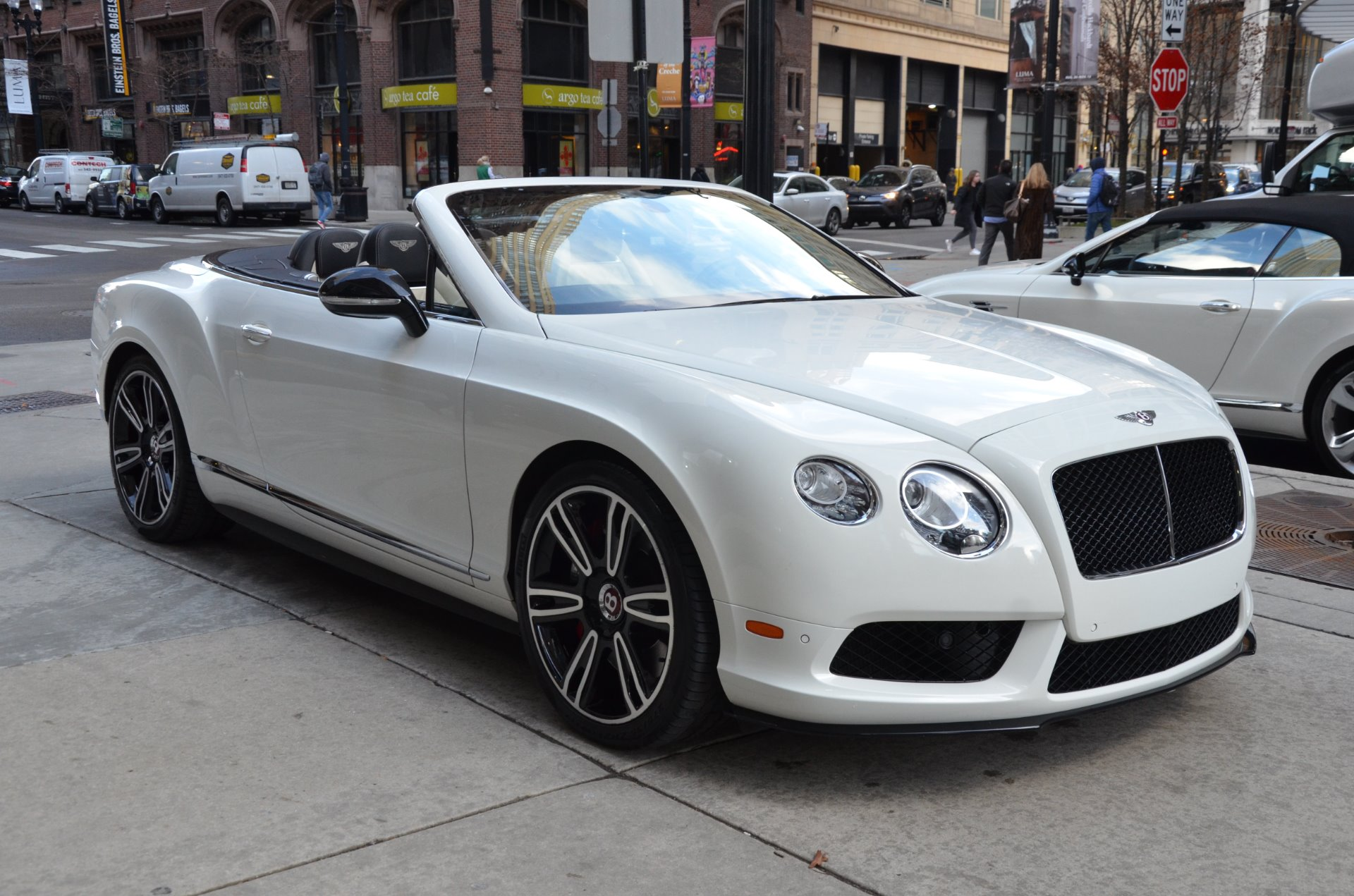 2015 Bentley Continental Gtc V8 S Stock R343a For Sale