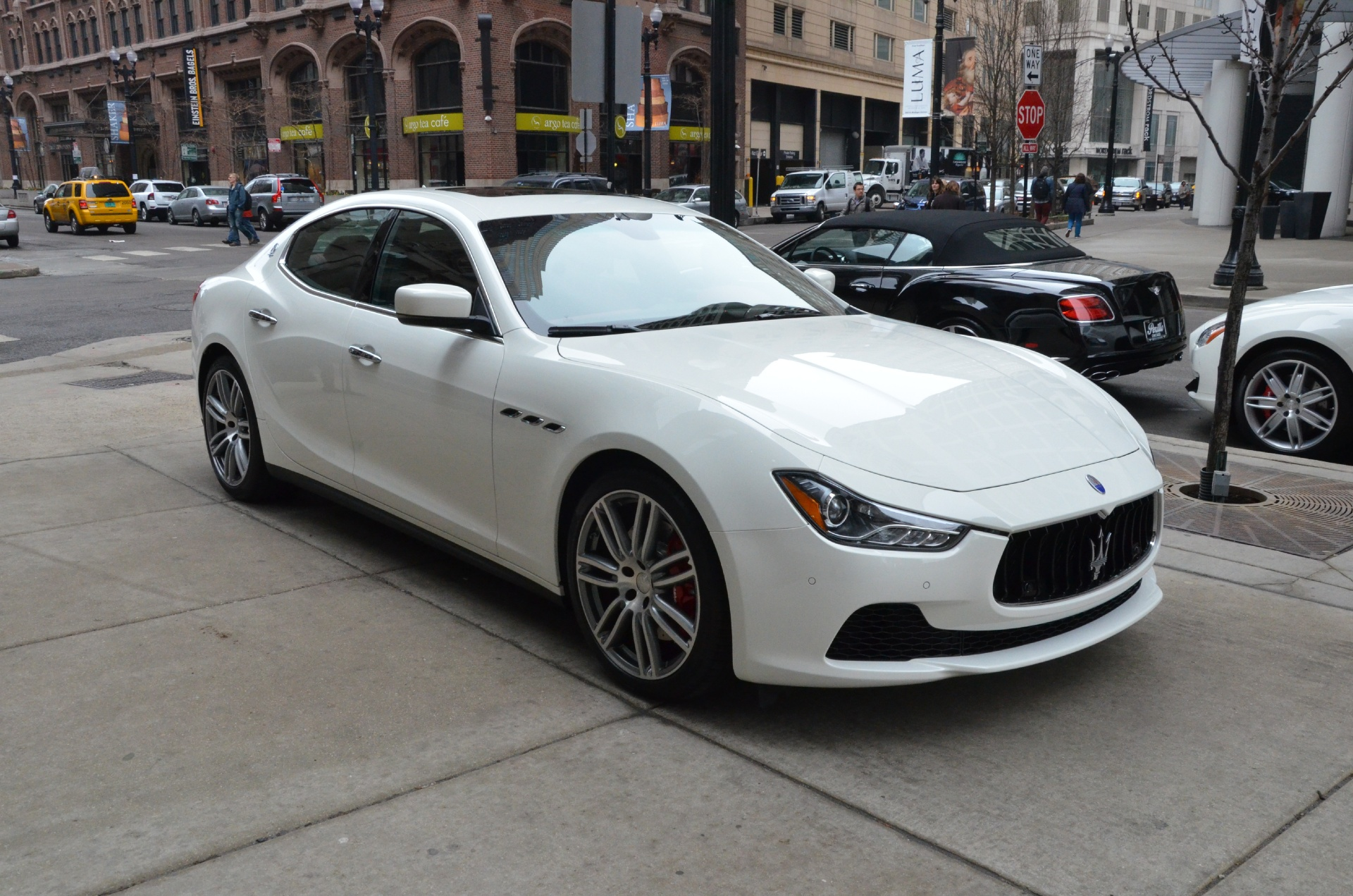 2015 maserati ghibli sq4 s q4 stock m432 s for sale near. Black Bedroom Furniture Sets. Home Design Ideas