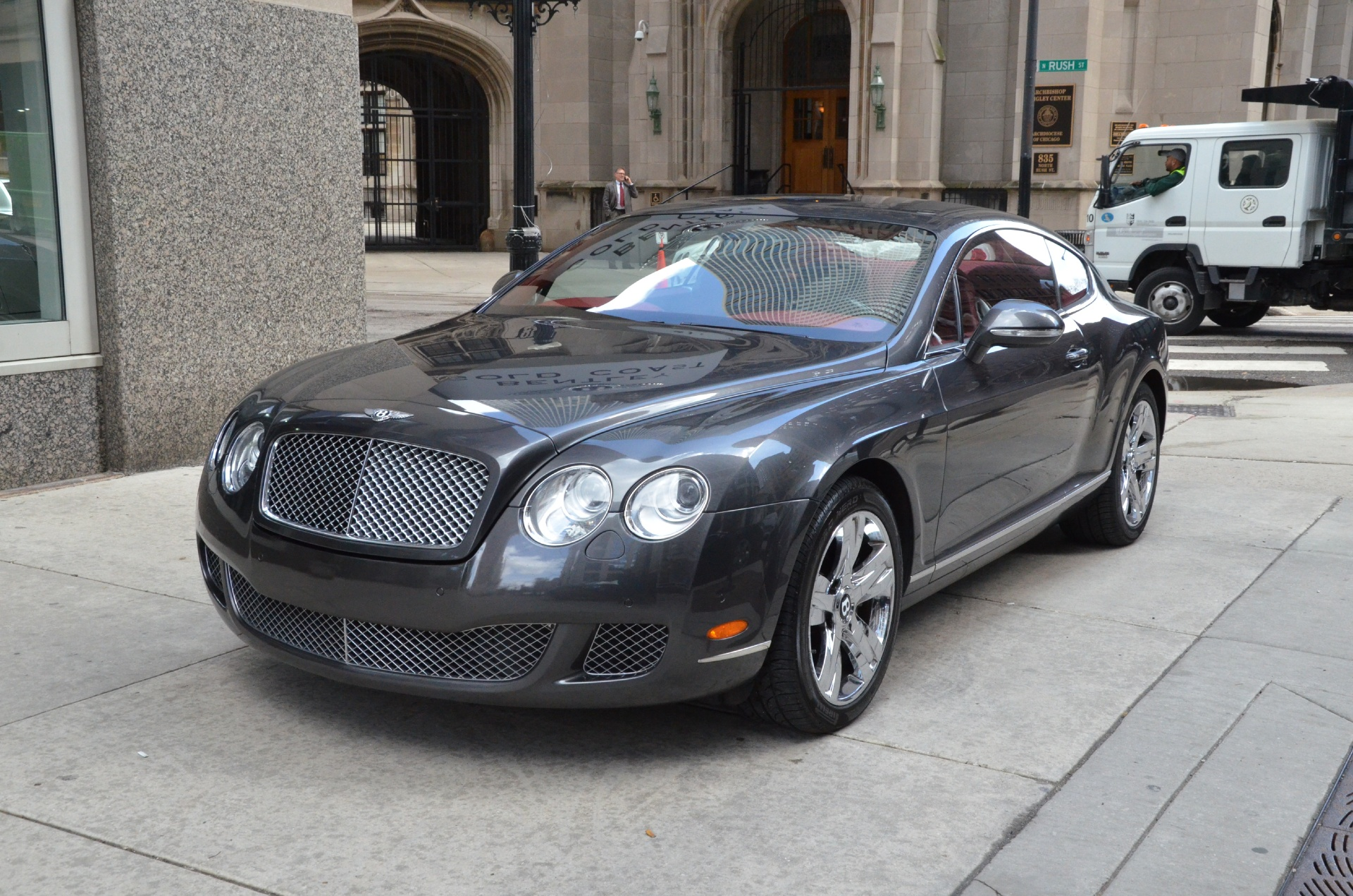 2010 bentley continental gt stock 66193 for sale near chicago il il bentley dealer. Black Bedroom Furniture Sets. Home Design Ideas