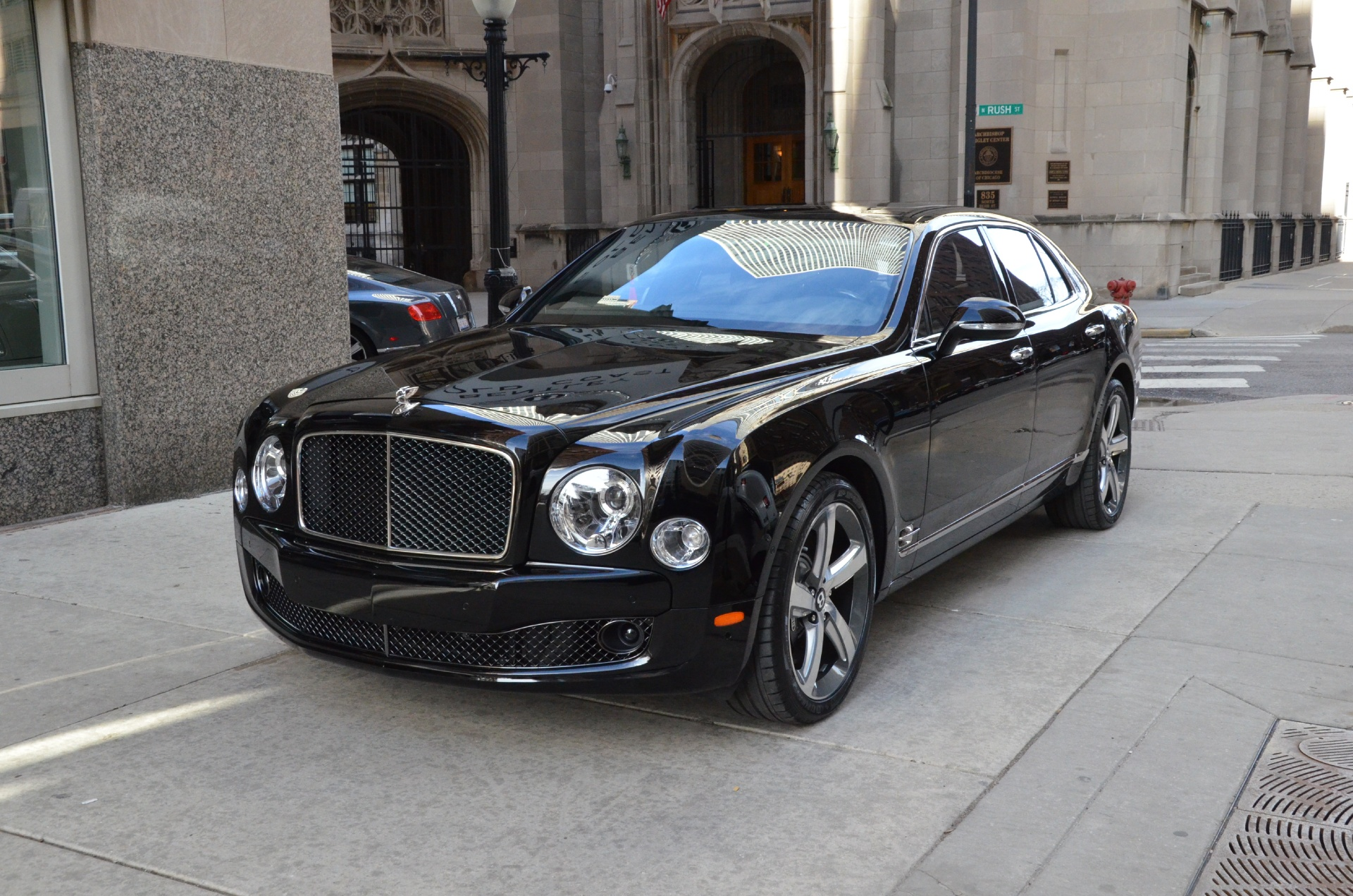 2016 Bentley Mulsanne Speed Stock # B691-S for sale near ...