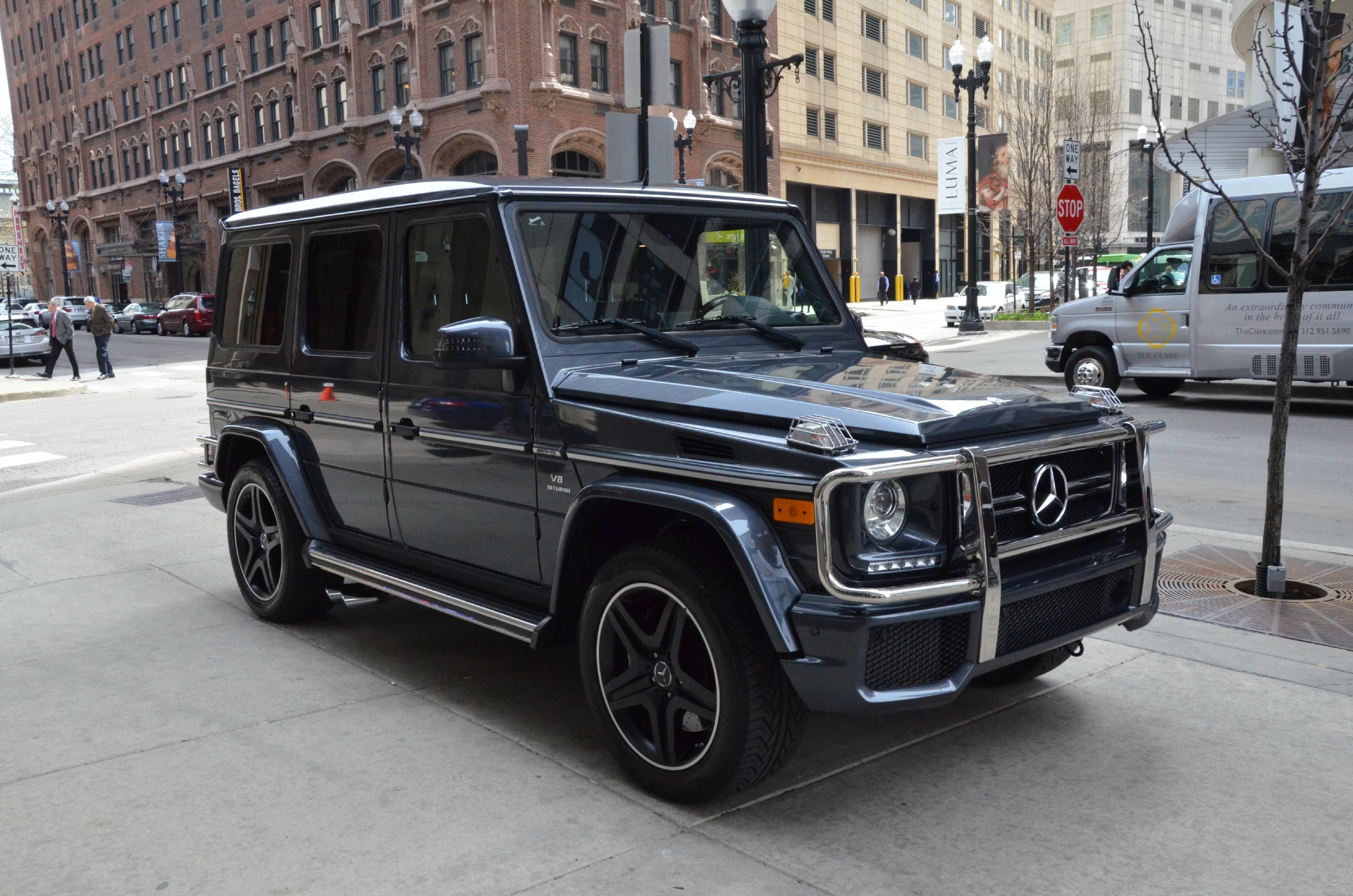 2013 mercedes benz g class g63 amg stock 00848 for sale. Black Bedroom Furniture Sets. Home Design Ideas