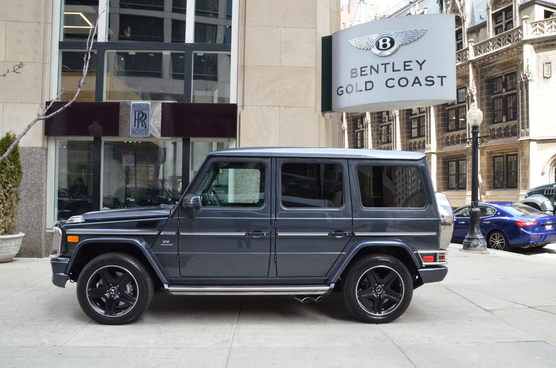 2013 Mercedes Benz G Class G63 Amg Stock 00848 For Sale
