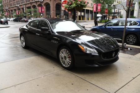 Used 2014 Maserati Quattroporte SQ4 S Q4   Chicago, IL
