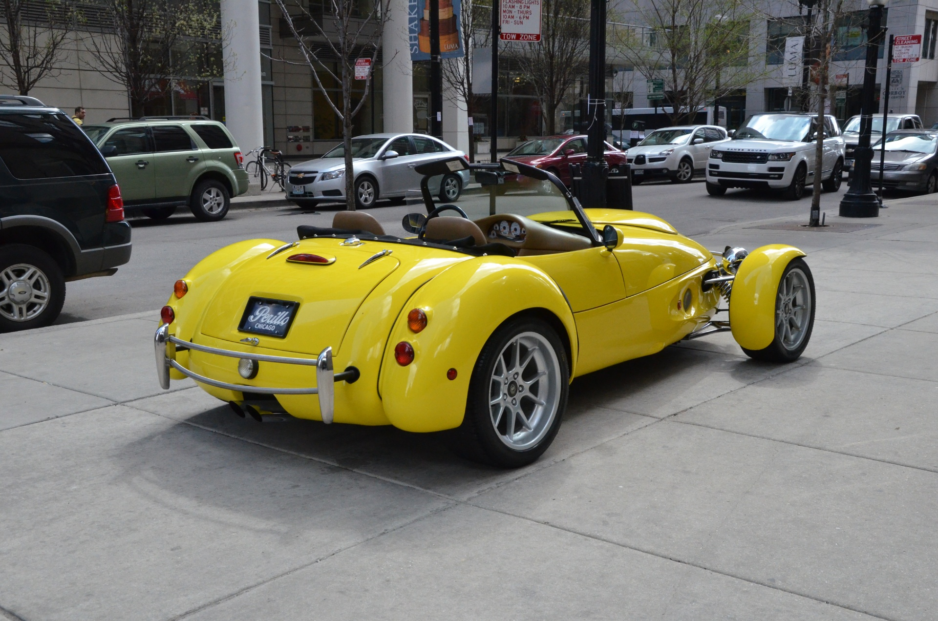 1999 Panoz Roadster Stock # 13005 for sale near Chicago, IL   IL ...