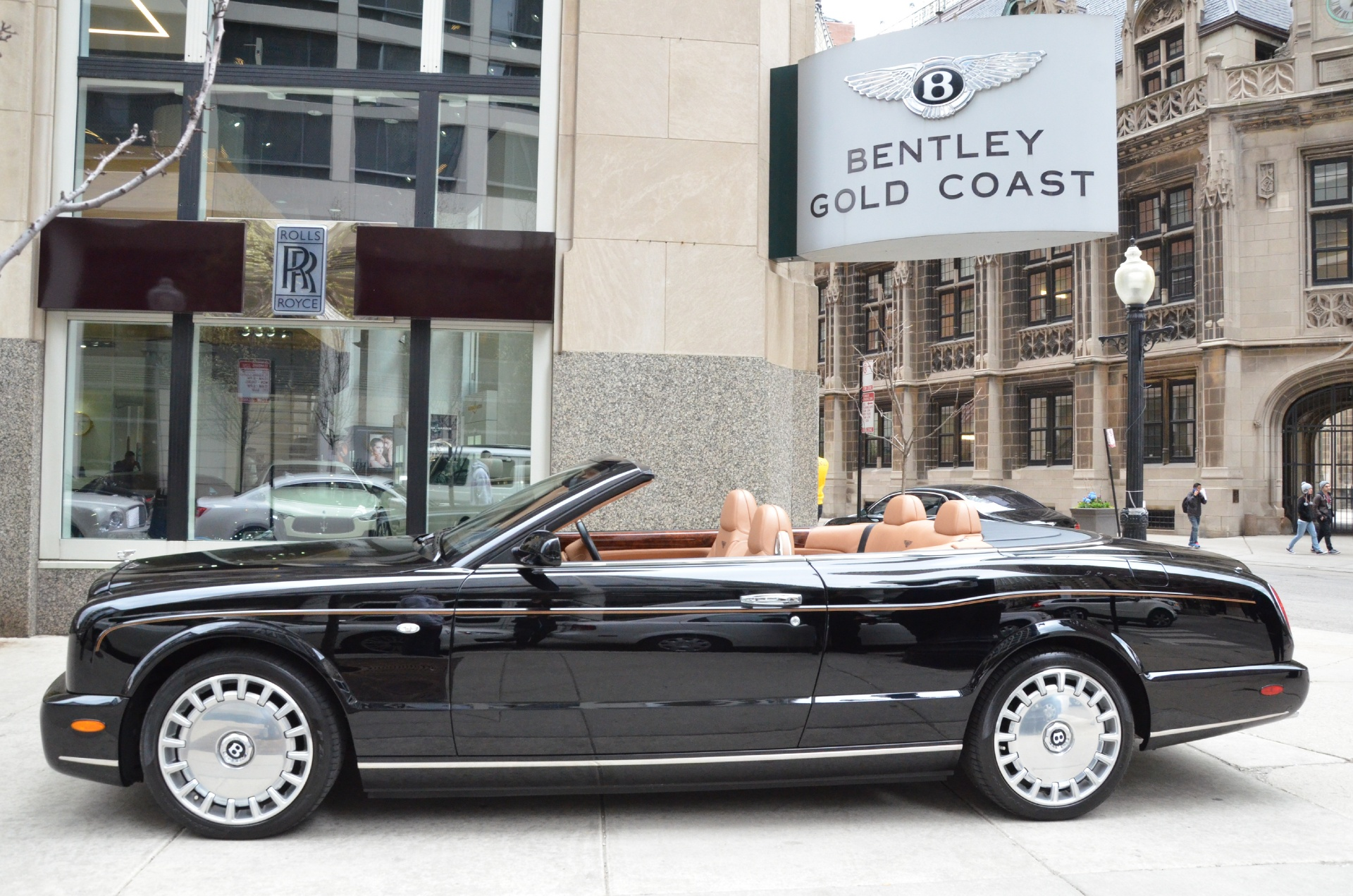 2009 bentley azure stock gc1652 s for sale near chicago il il used 2009 bentley azure chicago il vanachro Choice Image