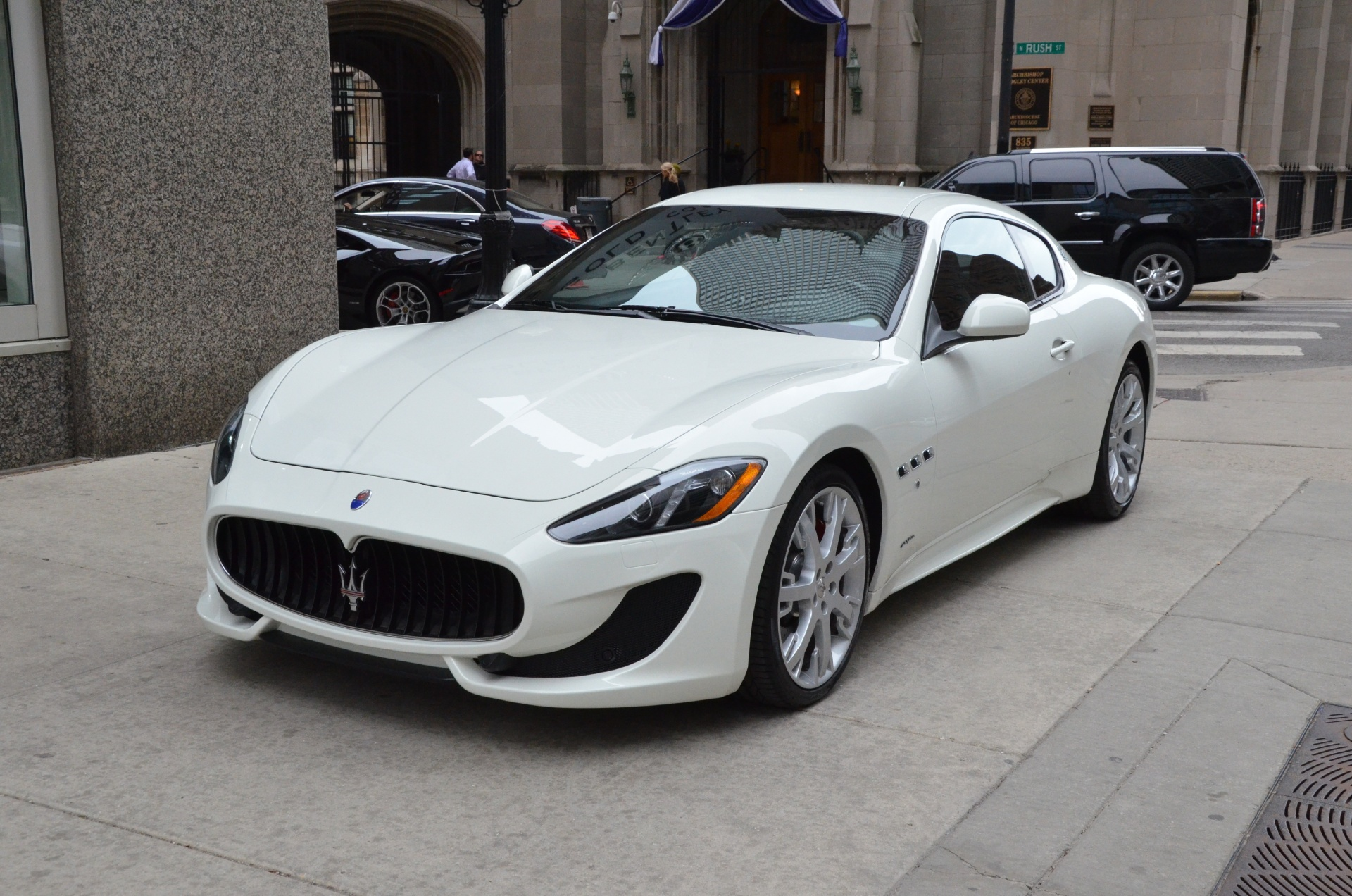 2014 Maserati Granturismo Sport Stock B673a For Sale