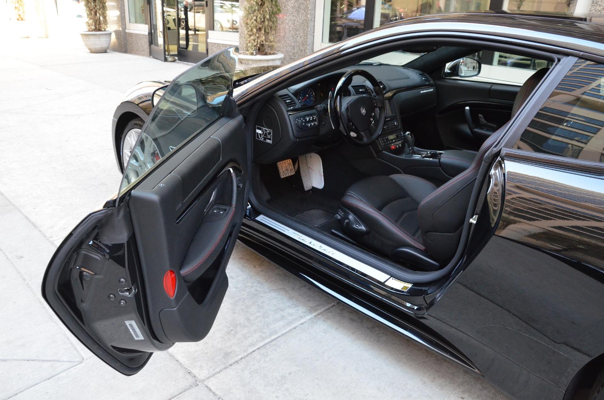 2014 Maserati Granturismo Sport Stock M442 For Sale Near