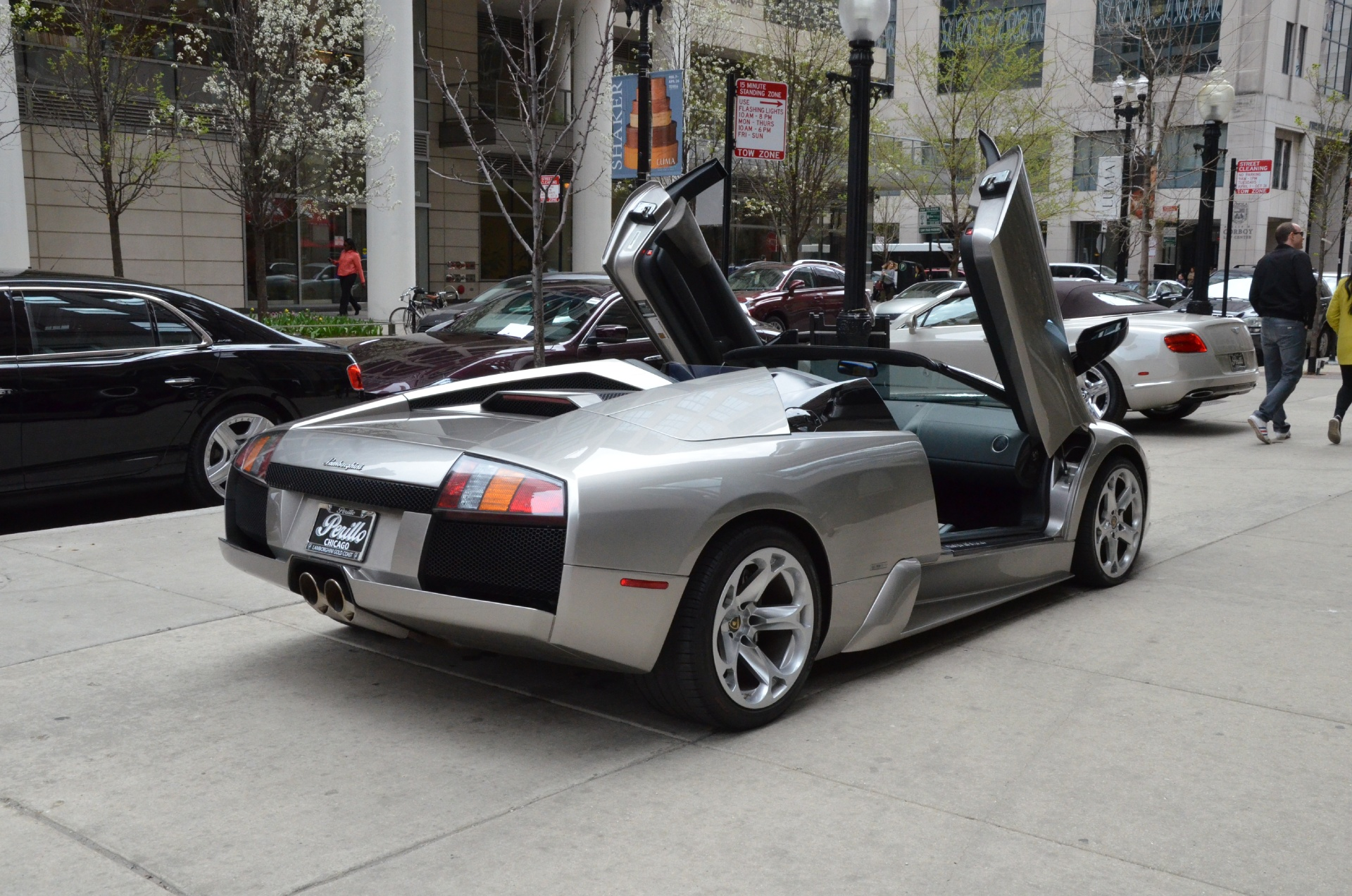 2006 lamborghini murcielago roadster stock l185b for. Black Bedroom Furniture Sets. Home Design Ideas